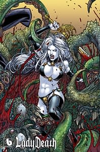 Avatar Launches Boundless At C2E2 – Brings Back Lady Death