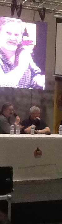 Live From The Marvelman Panel At London Super Comic Con (VIDEO UPDATE)