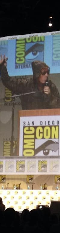 SDCC 2014: Stephen Colbert Is In The New Hobbit Movie And Is Moderating The Hobbit Panel In Lake-Town Costume
