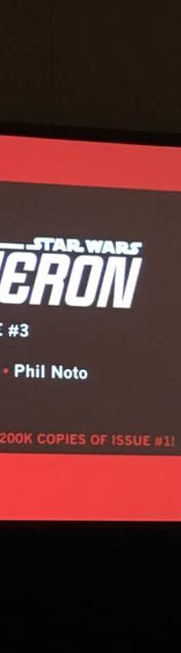 Marvel Announces Star Wars: Poe Dameron #1 Orders Of Over 200000 Copies At C2E2