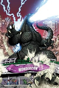 Final Set Of Retailer Variant Godzilla Covers Makes a Cool Hundred
