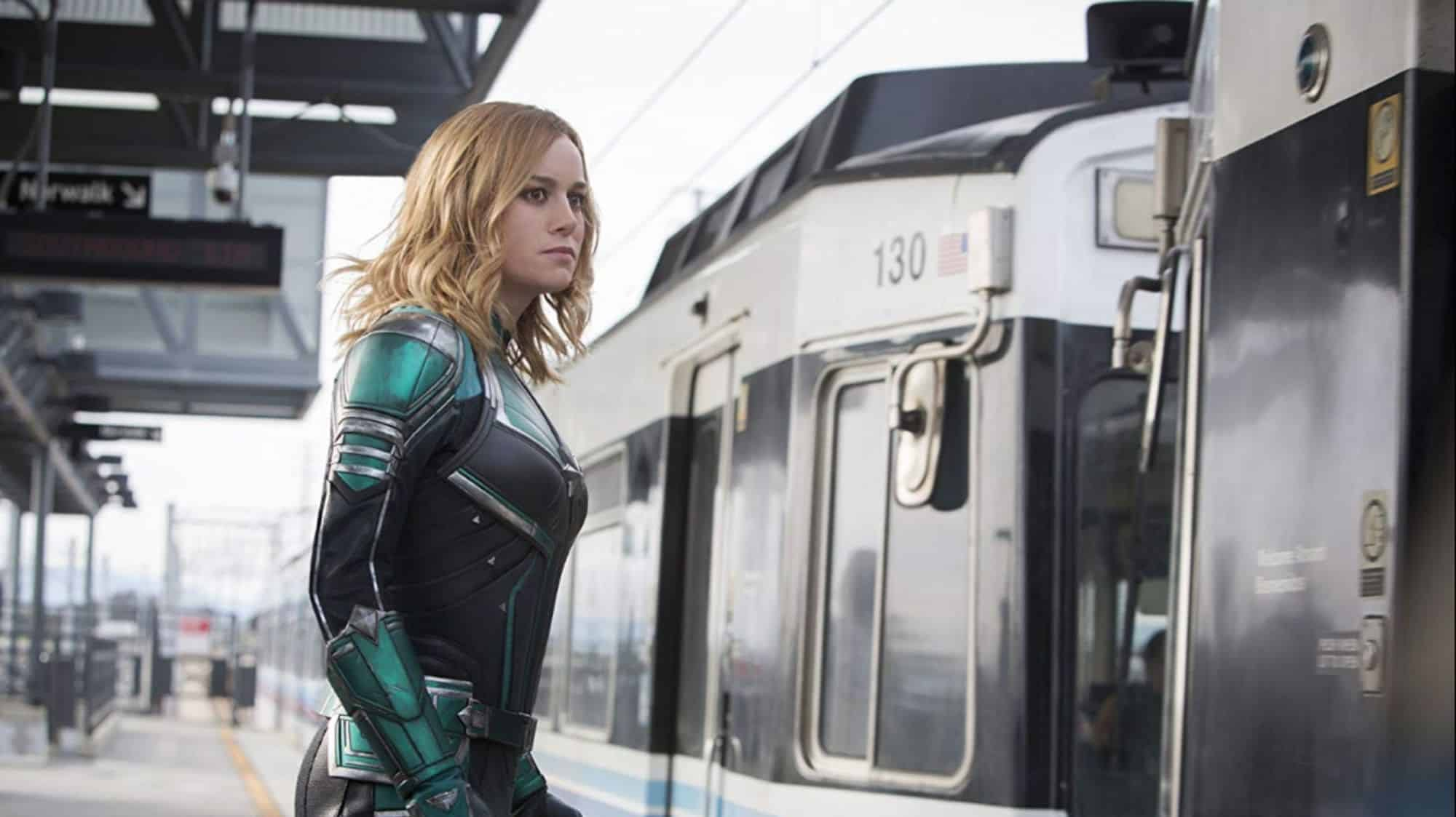 New Captain Marvel TV Spot Teases the Beginning of a New World