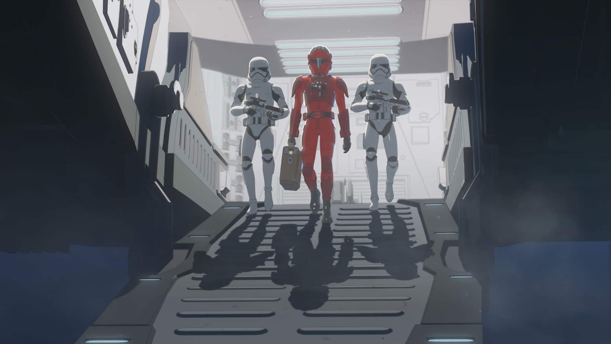 'Star Wars Resistance': A Microcosm of the Prequel Trilogy (Sans Jedi) [REVIEW]
