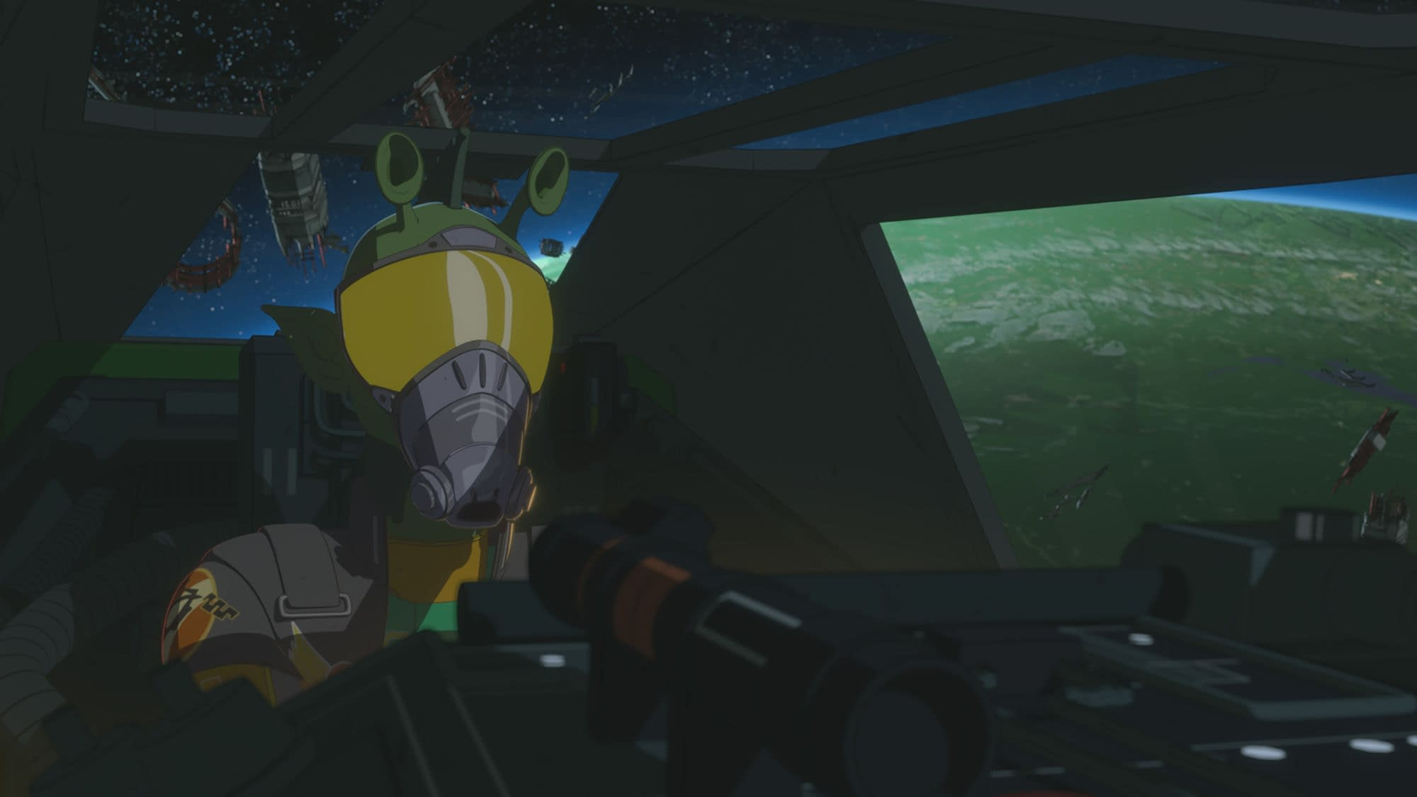 """Star Wars Resistance"" Season 2 Episode 2 ""A Quick Salvage Run"" Proves Anything But [PREVIEW]"