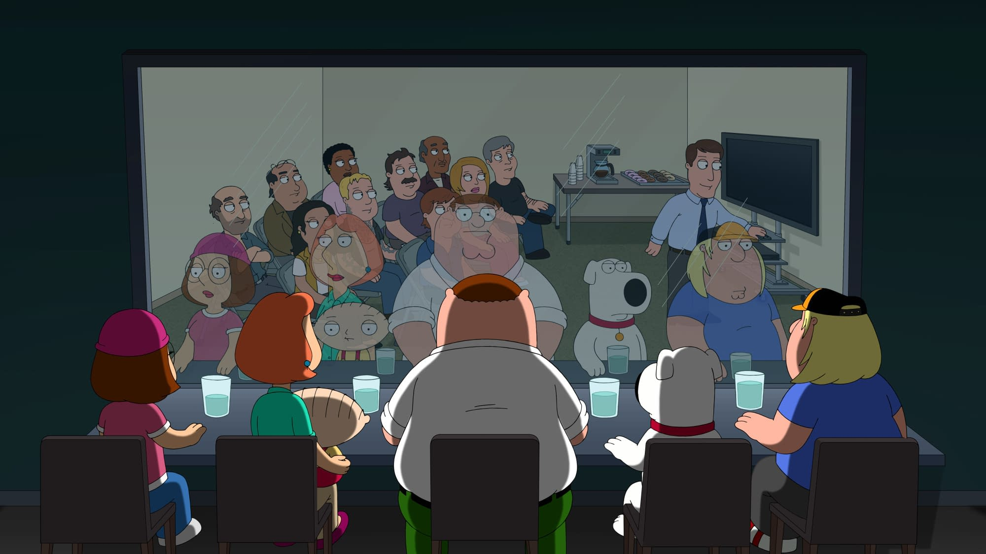 """Family Guy"" EP on Disney/20th Century Fox Impact: ""We Haven't Run Into Too Many Brick Walls, But We See the Bricks"""