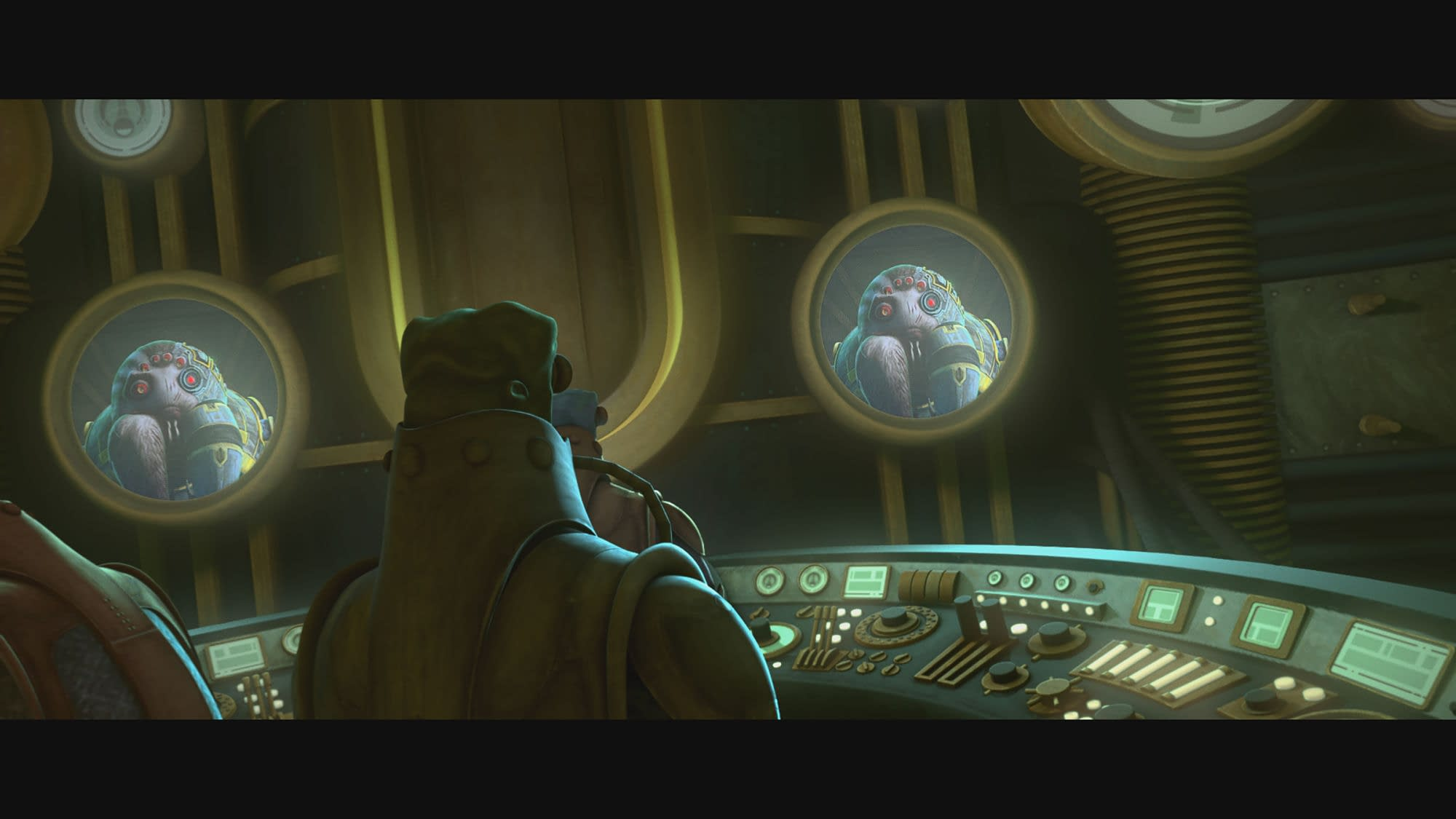 """""""Star Wars: The Clone Wars"""" Preview: Rex Is Haunted By """"A Distant Echo"""""""