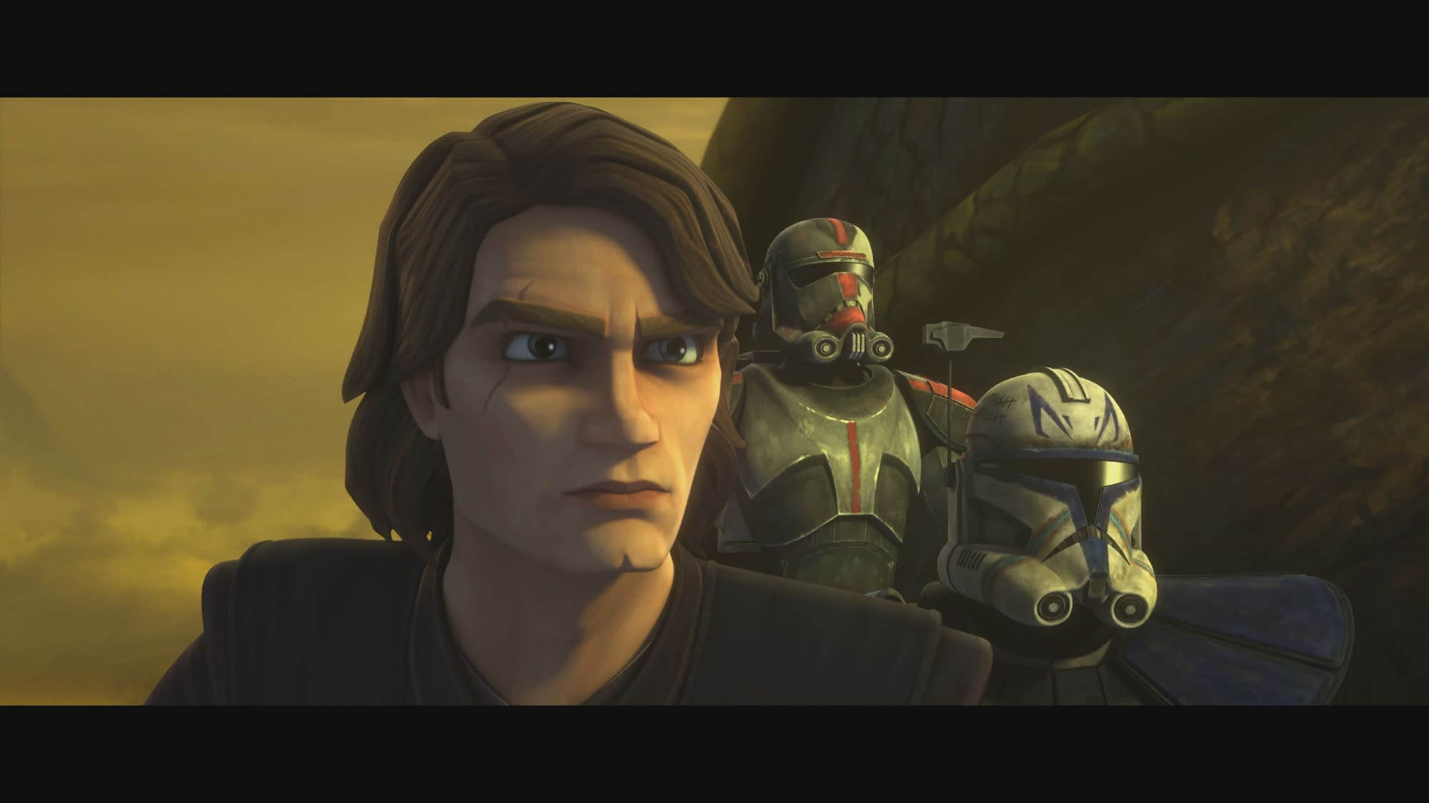 """""""Star Wars: The Clone Wars"""" Season 7 Preview: Rex Is Haunted By """"A Distant Echo"""""""