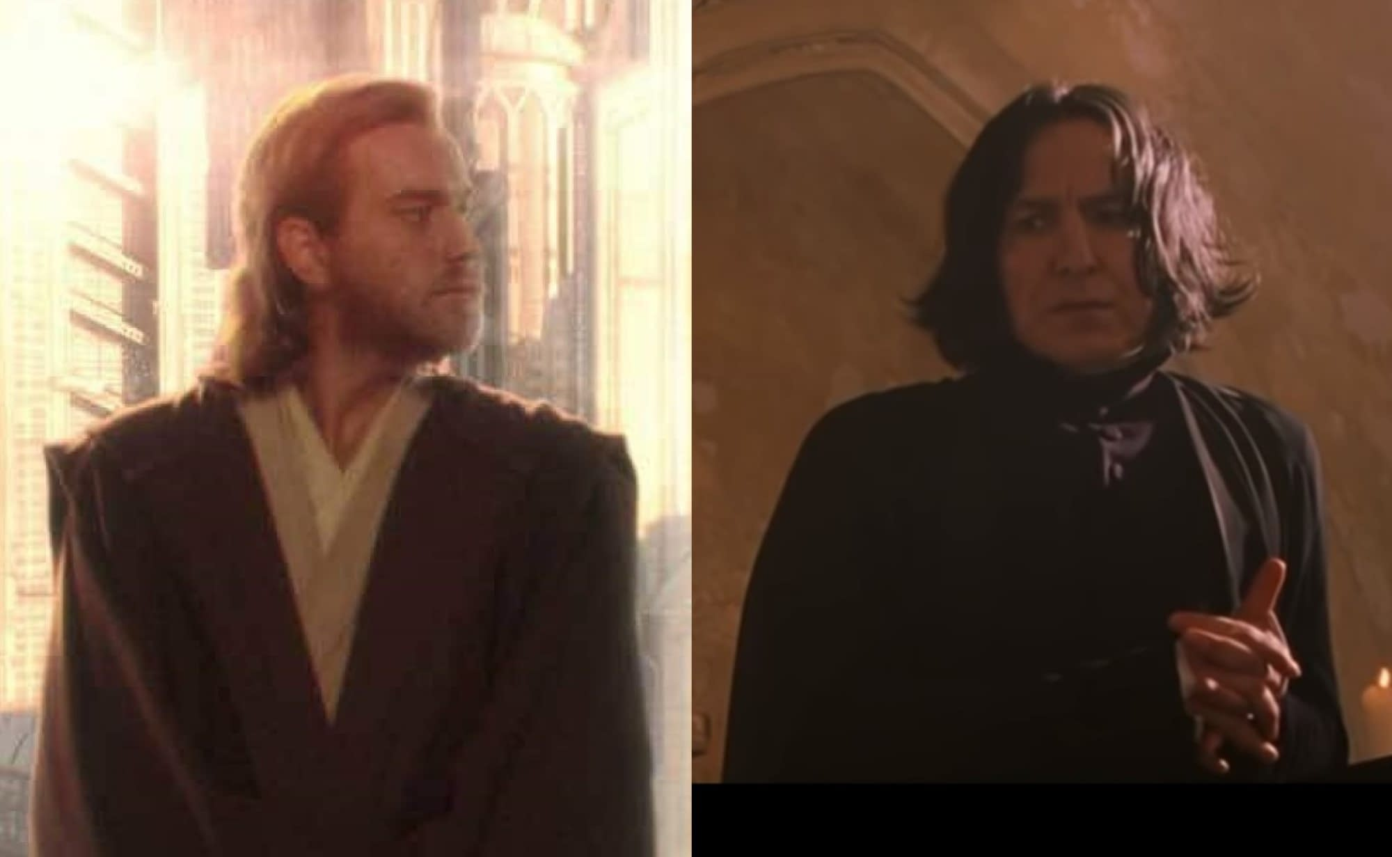 """Star Wars"" Obi-Wan Kenobi is the Professor Snape ""Harry Potter"" Deserved [OPINION]"