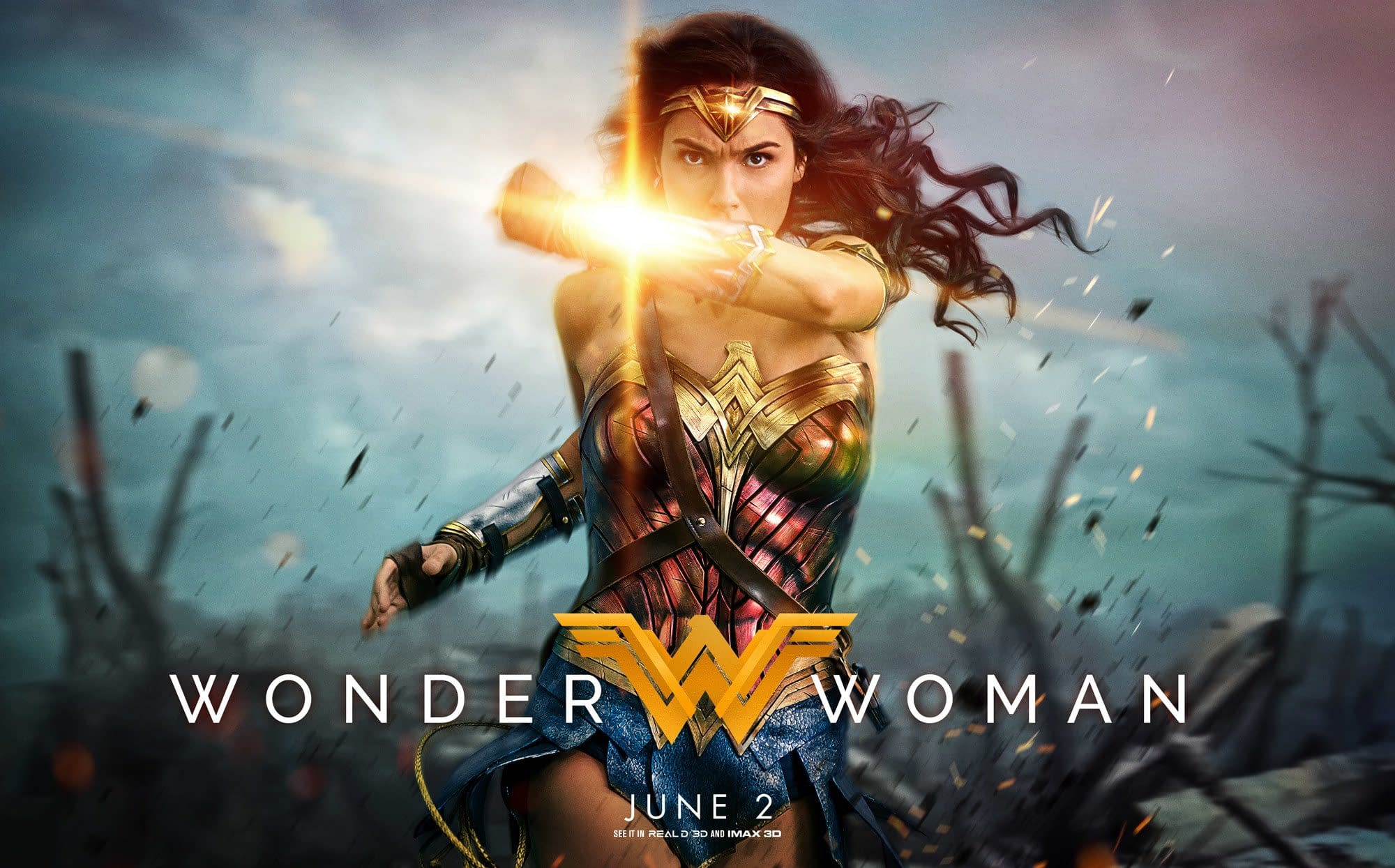 Wonder Woman Shatters DC's Glass Ceiling, While Marvel's Is Made Of Vibranium (Fox Holds The Adamantium Rights)