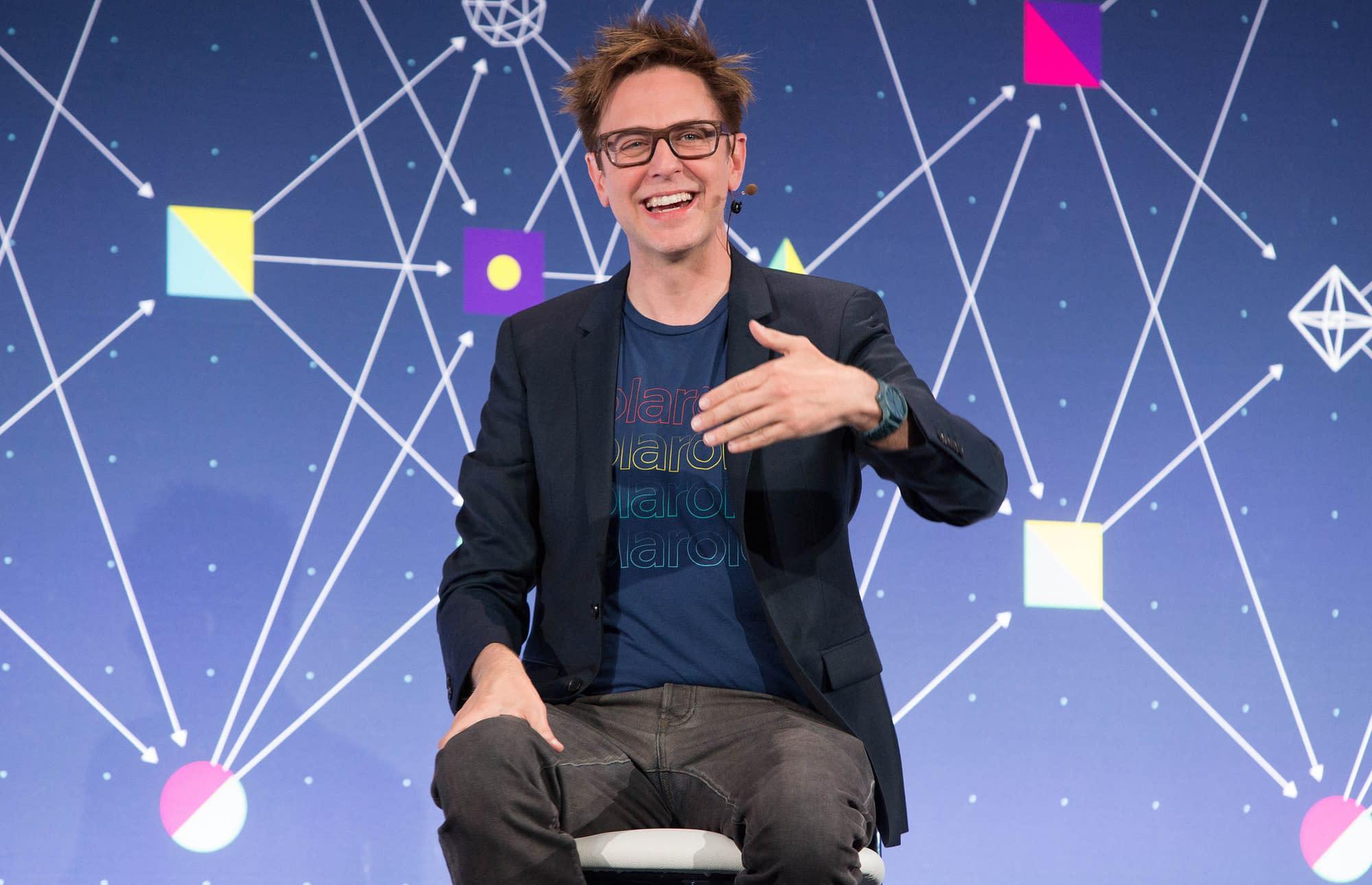 Sources Say Warner Bros. Wants James Gunn Post-Disney Exit