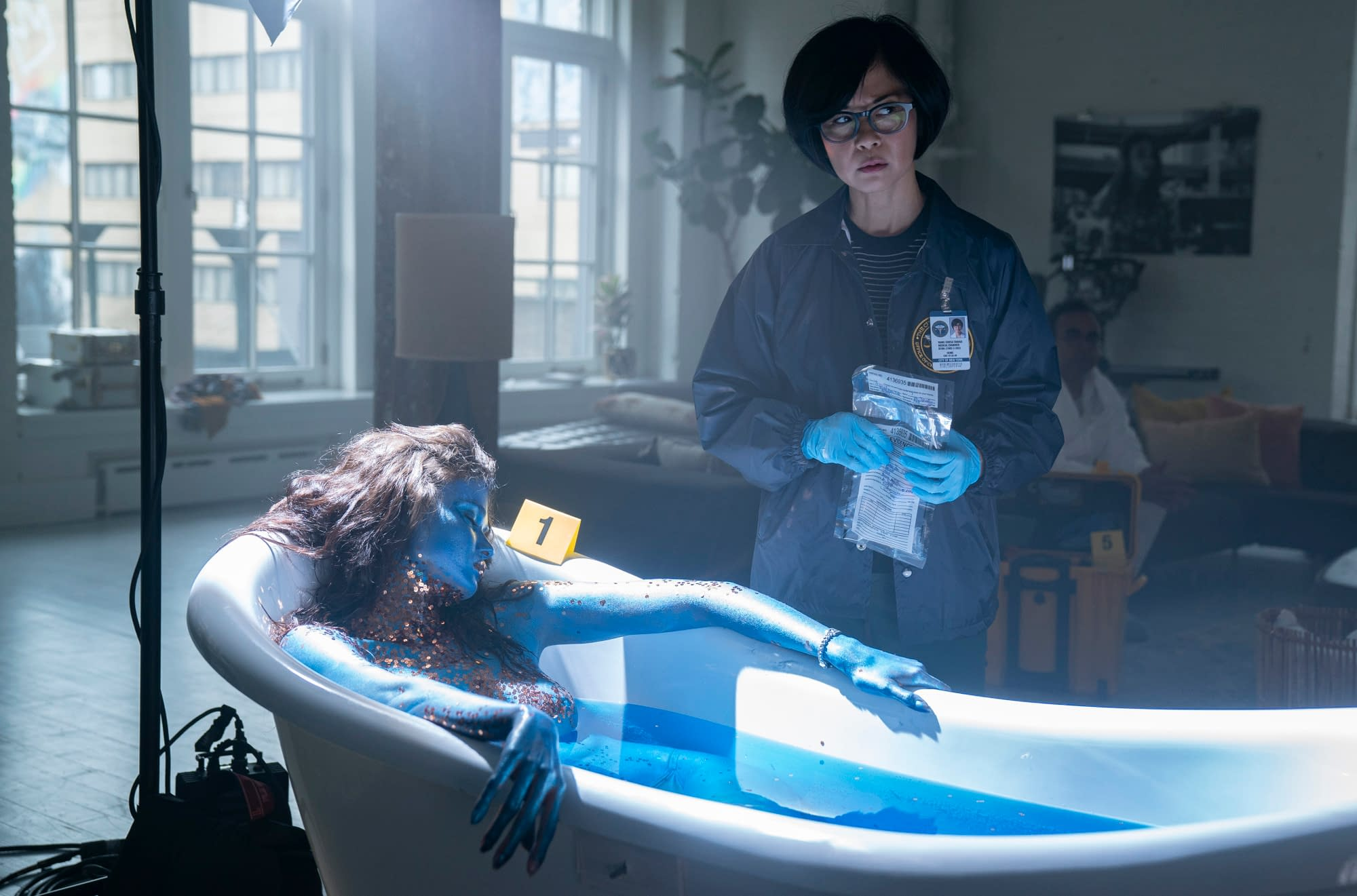 """""""Prodigal Son"""": Does Jessica Have """"Designer Complicity"""" in The Surgeon's Crimes? [PREVIEW]"""
