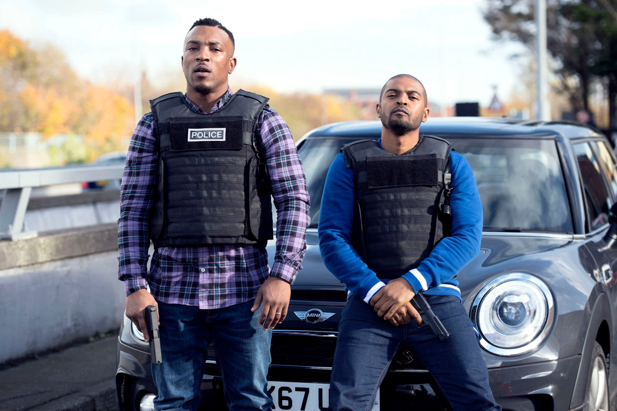 """""""Bulletproof"""" Proves an Odd Beast: British Cop Show Made by Fans of American Cop Shows [SPOILER REVIEW]"""