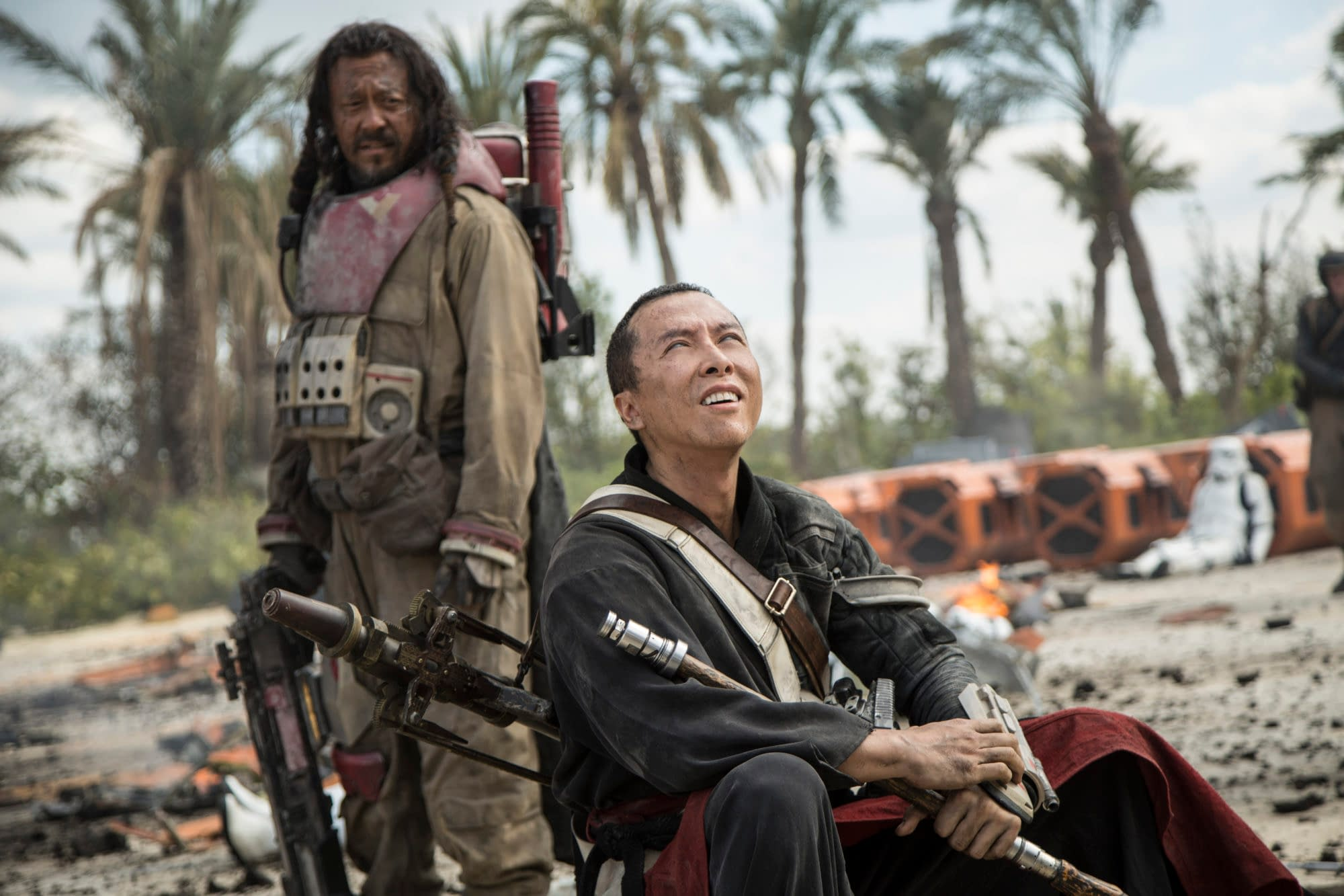 Donnie Yen Explains Why 'Star Wars' Doesn't Work in China