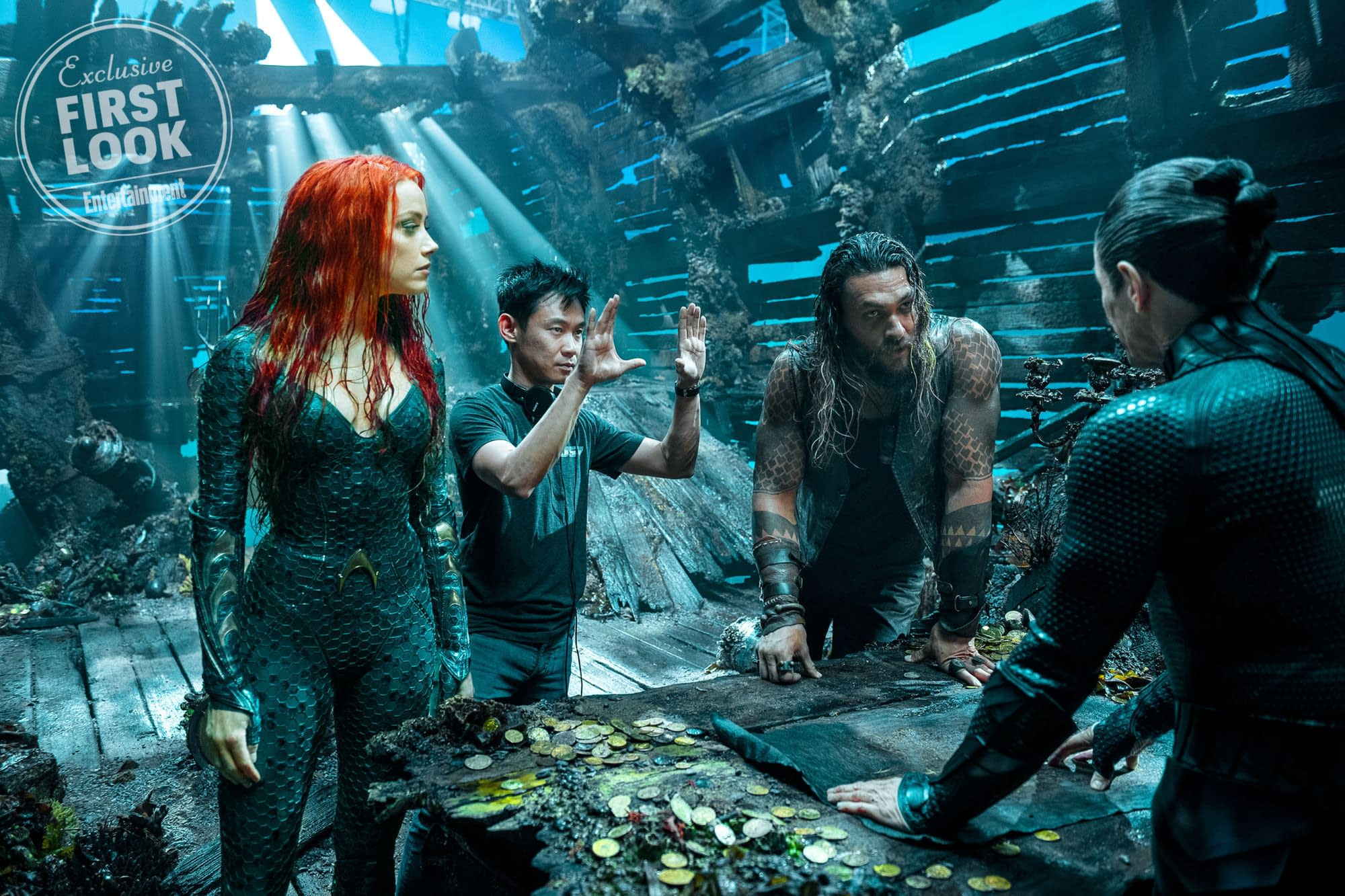 Director James Wan Talks About the Tone of Aquaman