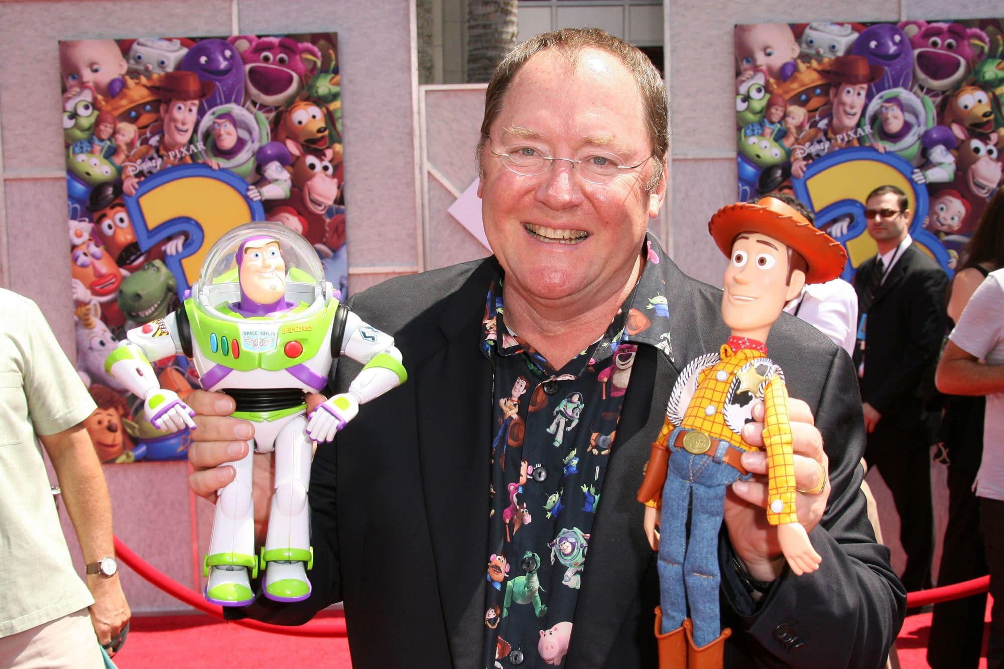John Lasseter Joins Skydance as Head of Animation