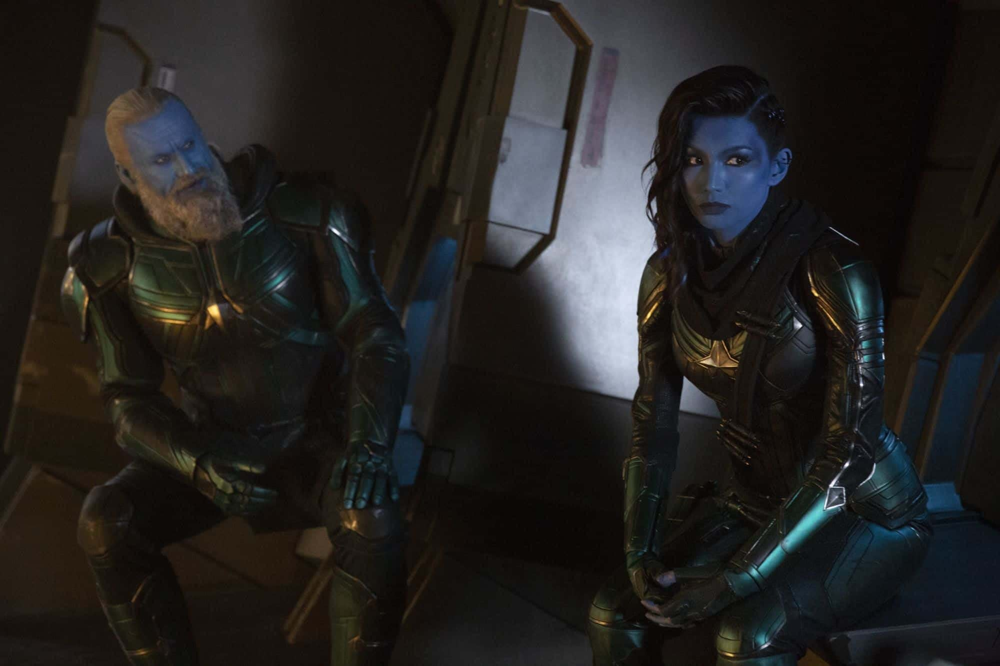Behind-the-Scenes Featurette for Captain Marvel Teases the Starforce