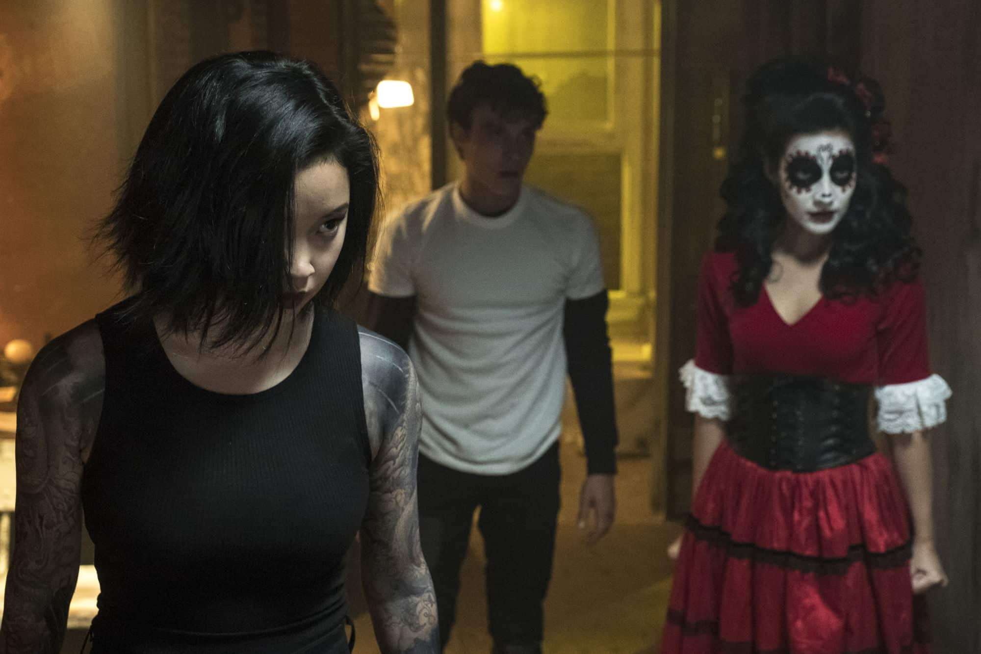 "'Deadly Class' Preview: ""Snake Pit"" Serves Up a Poisoned Pen (VIDEO)"