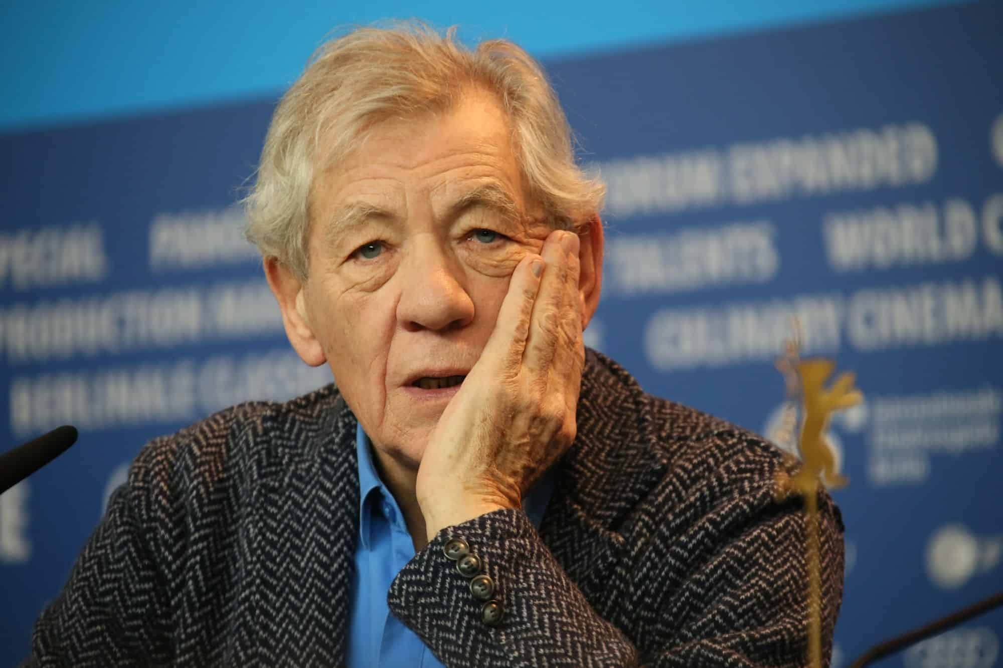 Ian McKellen Clarifies His Position on the Allegations Against Bryan Singer