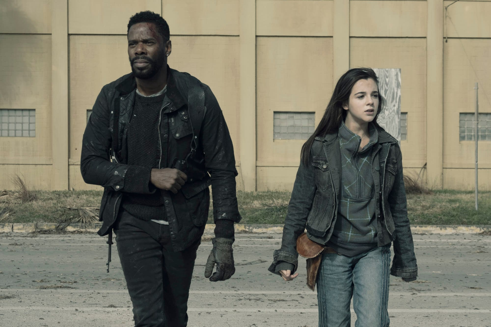 "'Fear the Walking Dead' Season 5: ""There Is Still Goodness in This World. Just Hold On. We're Coming…"""