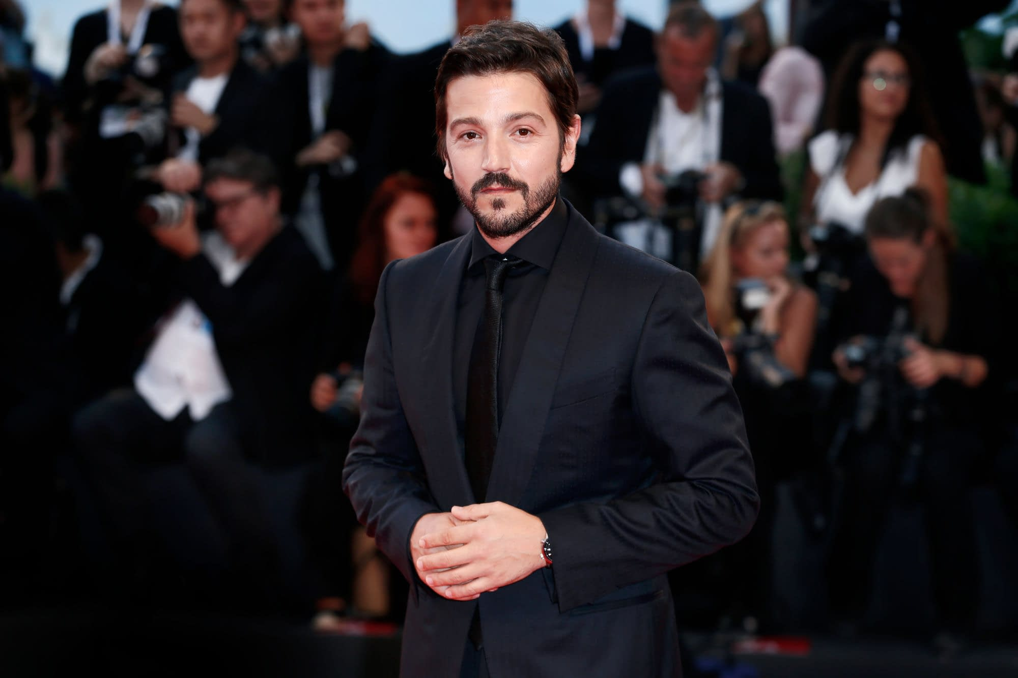 "Diego Luna on Playing Cassian Andor for ""Star Wars"" Again"