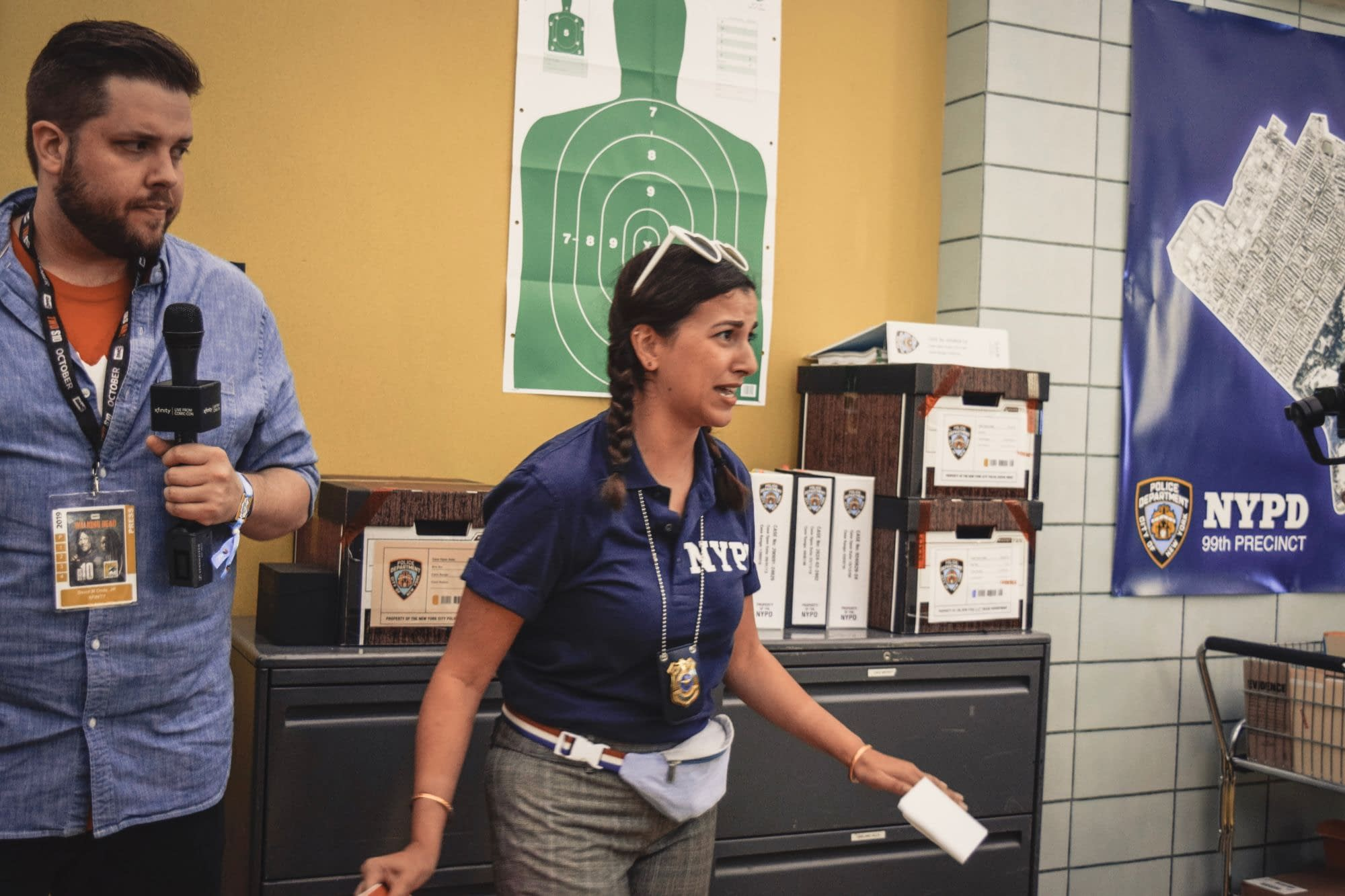 """""""Brooklyn Nine Nine"""" An SDCC Off-Site That's a Fan's Paradise [IMAGES]"""