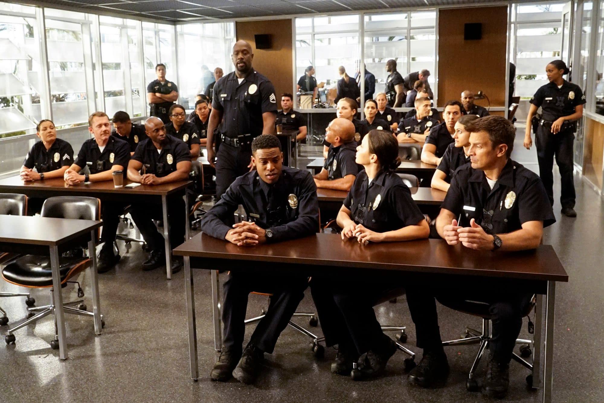 """""""The Rookie"""" Season 2 Episode 4 Preview: Mekia Cox Debuts in """"Warriors and Guardians"""""""