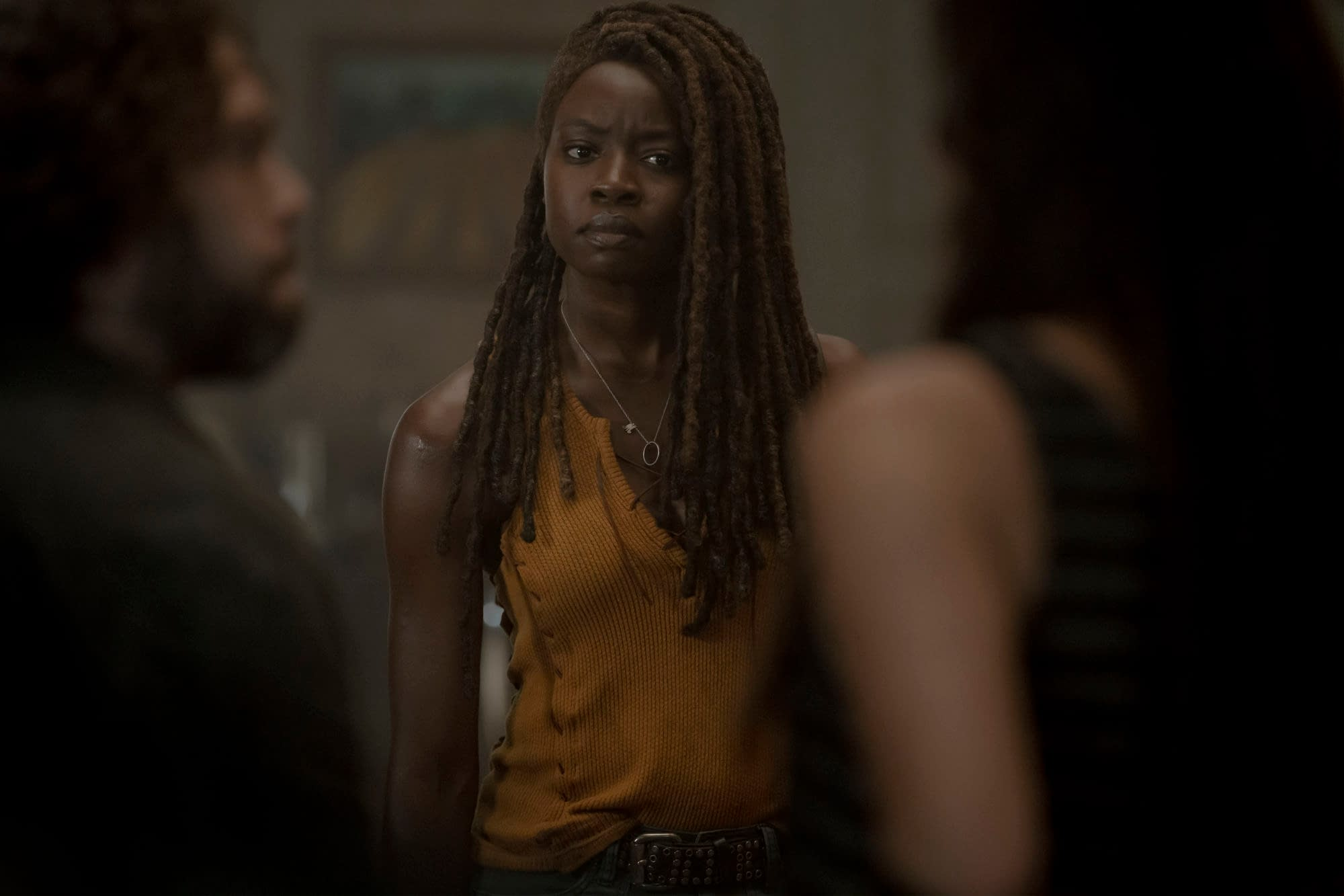 """The Walking Dead"" Season 10: Michonne Shines a Light on Things [PREVIEW]"