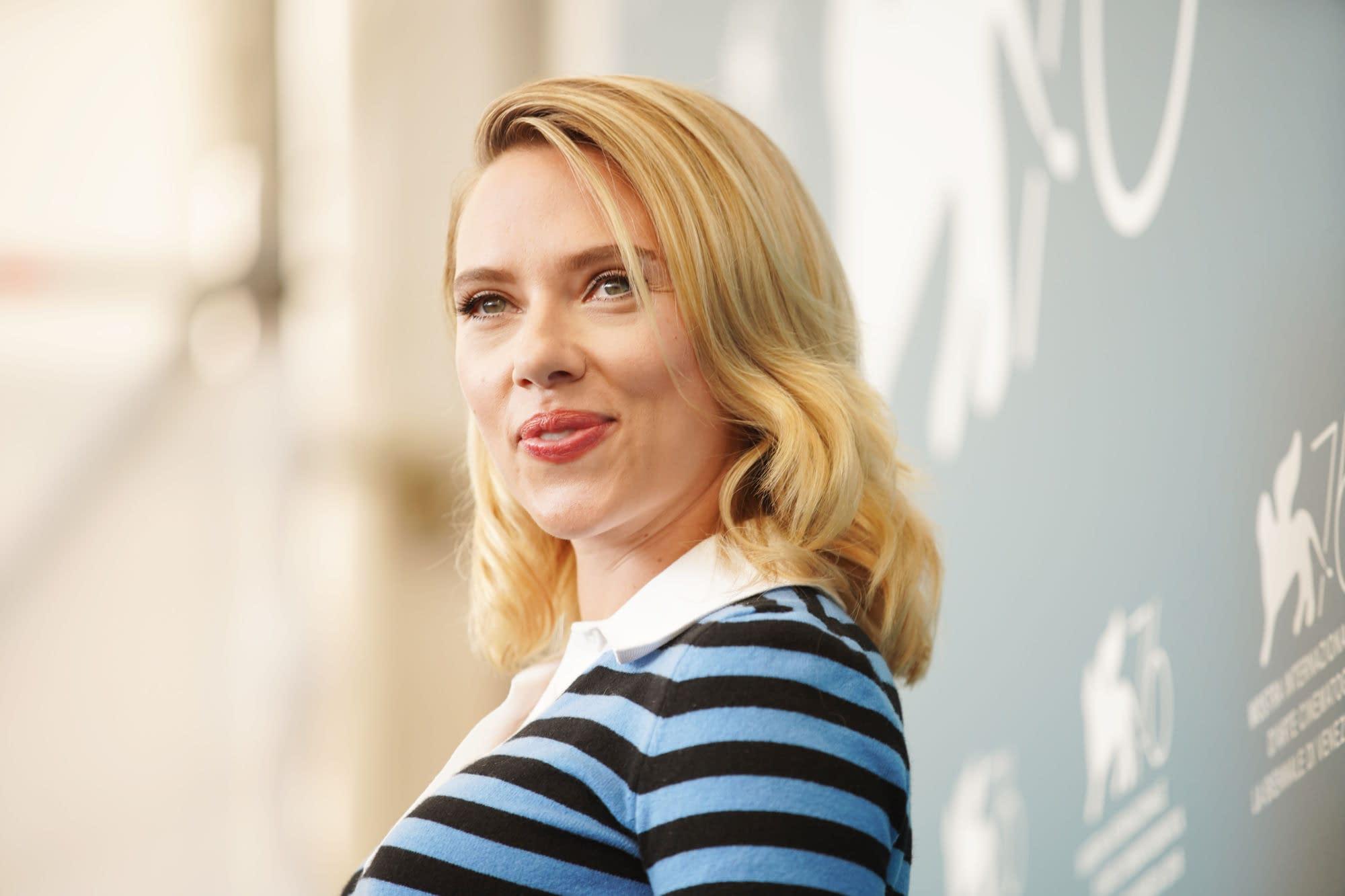 Scarlett Johansson Opens Up On Rub and Tug Backlash