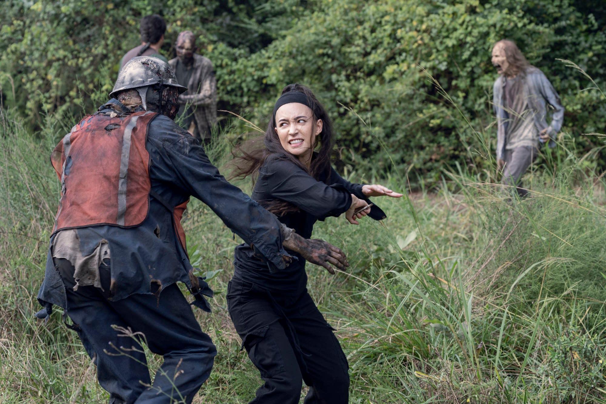 """The Walking Dead"" Season 10 ""The World Before"": Paranoia, Common Sense & World-Building Combine for Impactful Midseason Finale [SPOILER REVIEW]"