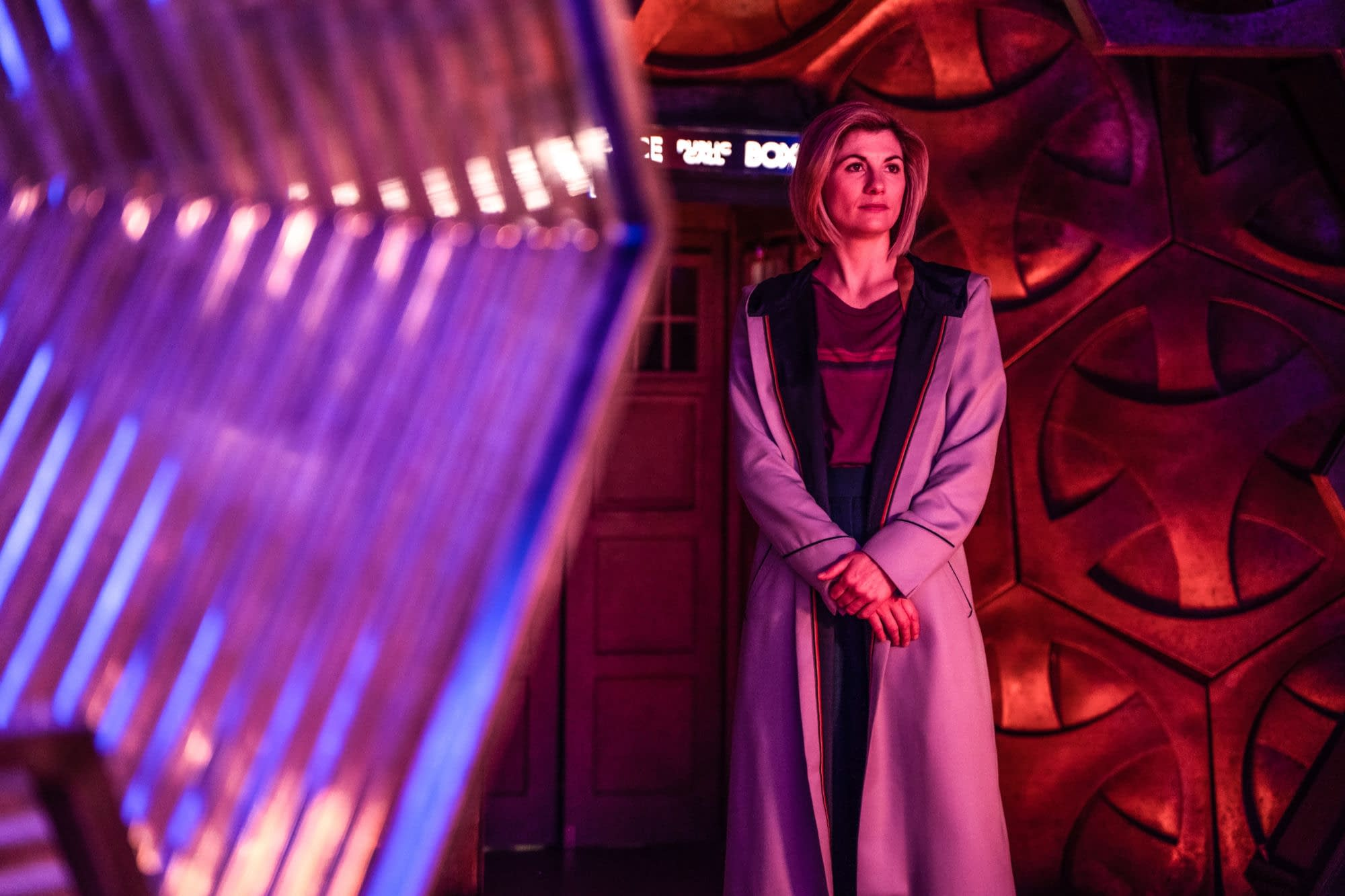 """Doctor Who"" Series 12 ""Praxeus"" Images Released; Chris Chiball Talks New Doctor, Captain Jack Returning [PREVIEW]"