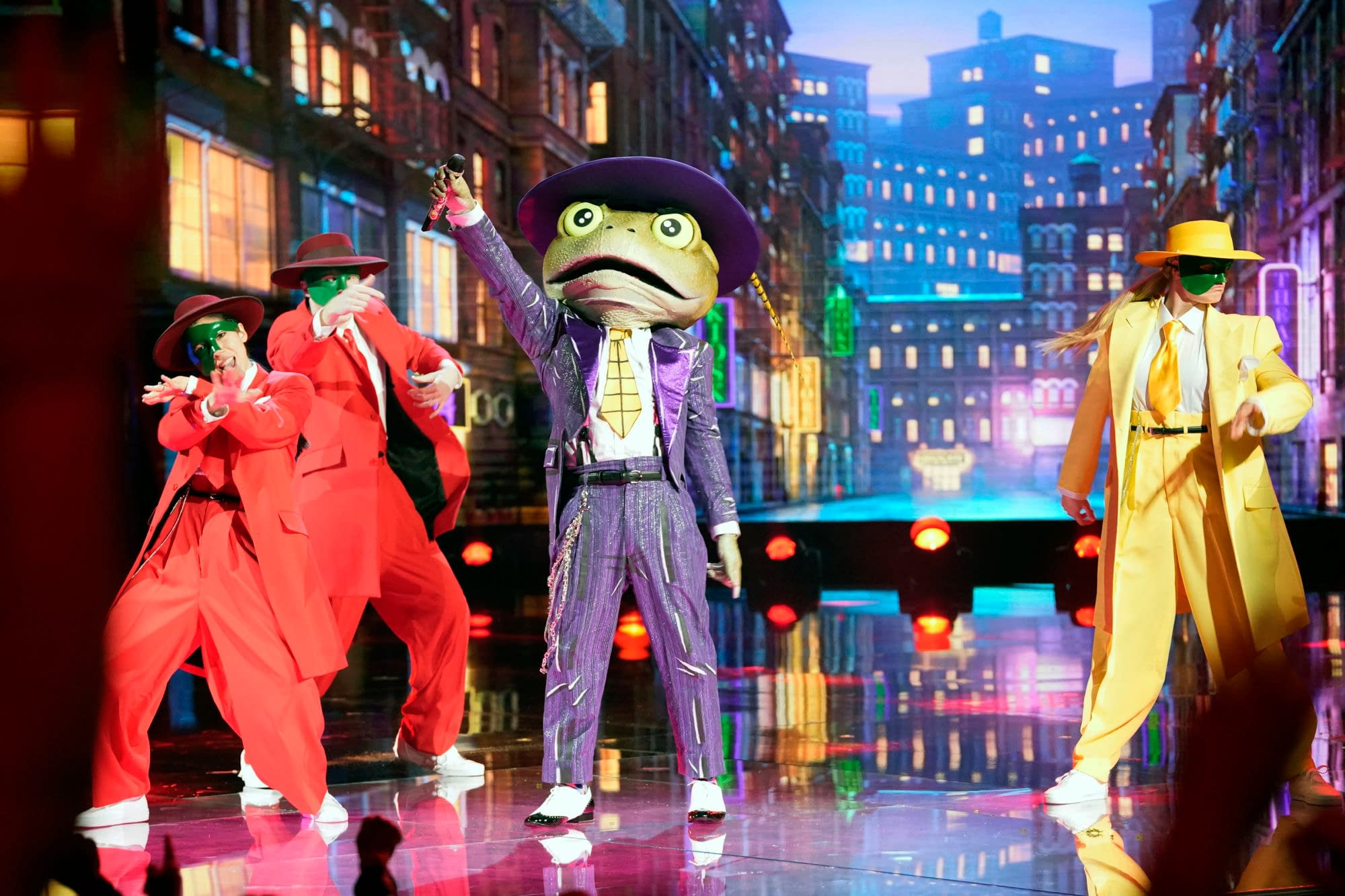 """The Masked Singer"" Season 3 ""A Brand New Six Pack: Group B Kickoff!"": You Had Us At ""Singing Taco"" [WEEK #3 PREVIEW]"