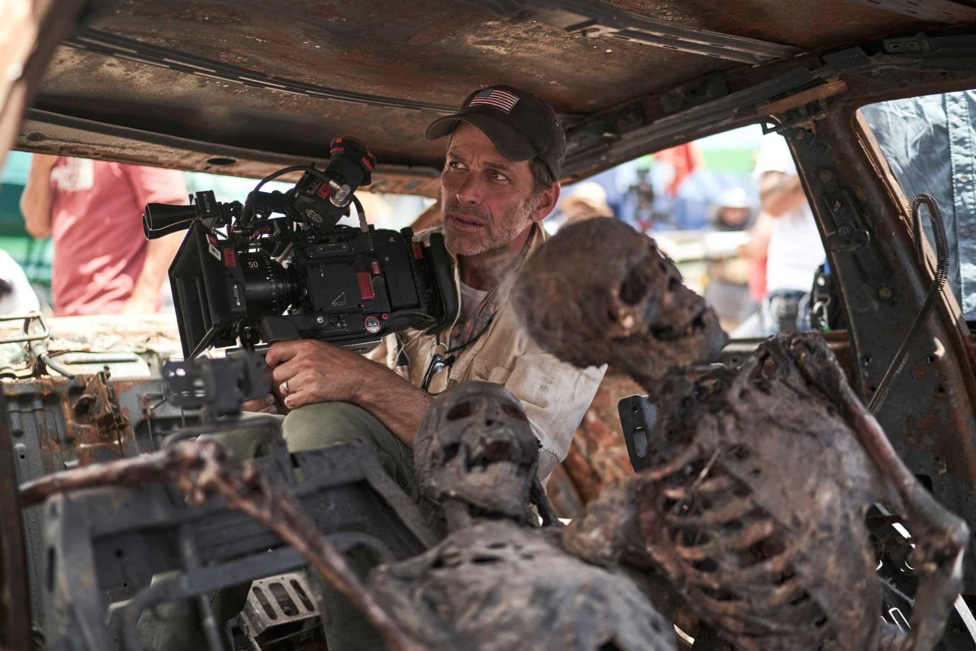 Four New Images Form Zack Snyder's Army Of The Dead Appear Online
