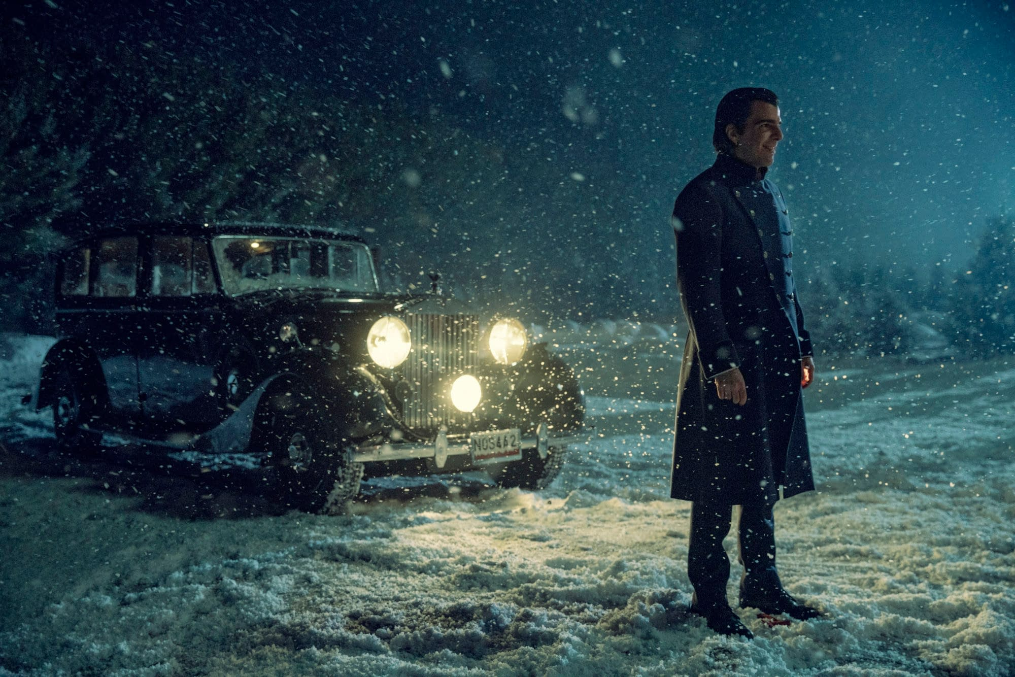 "'NOS4A2': As Christmasland Nears, Author Joe Hill Pens Friendly ""Warning to the Curious"""