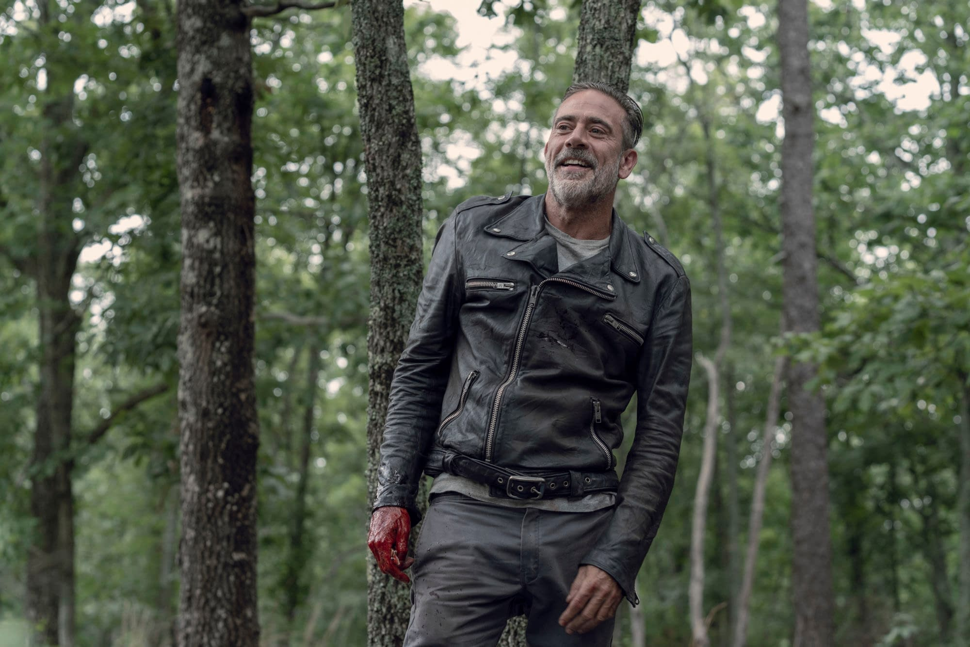"""The Walking Dead"": Number of Michonne Kills? Negan Nicknames? Rick Shout-Outs? Your Season 10a Stats [VIDEO]"