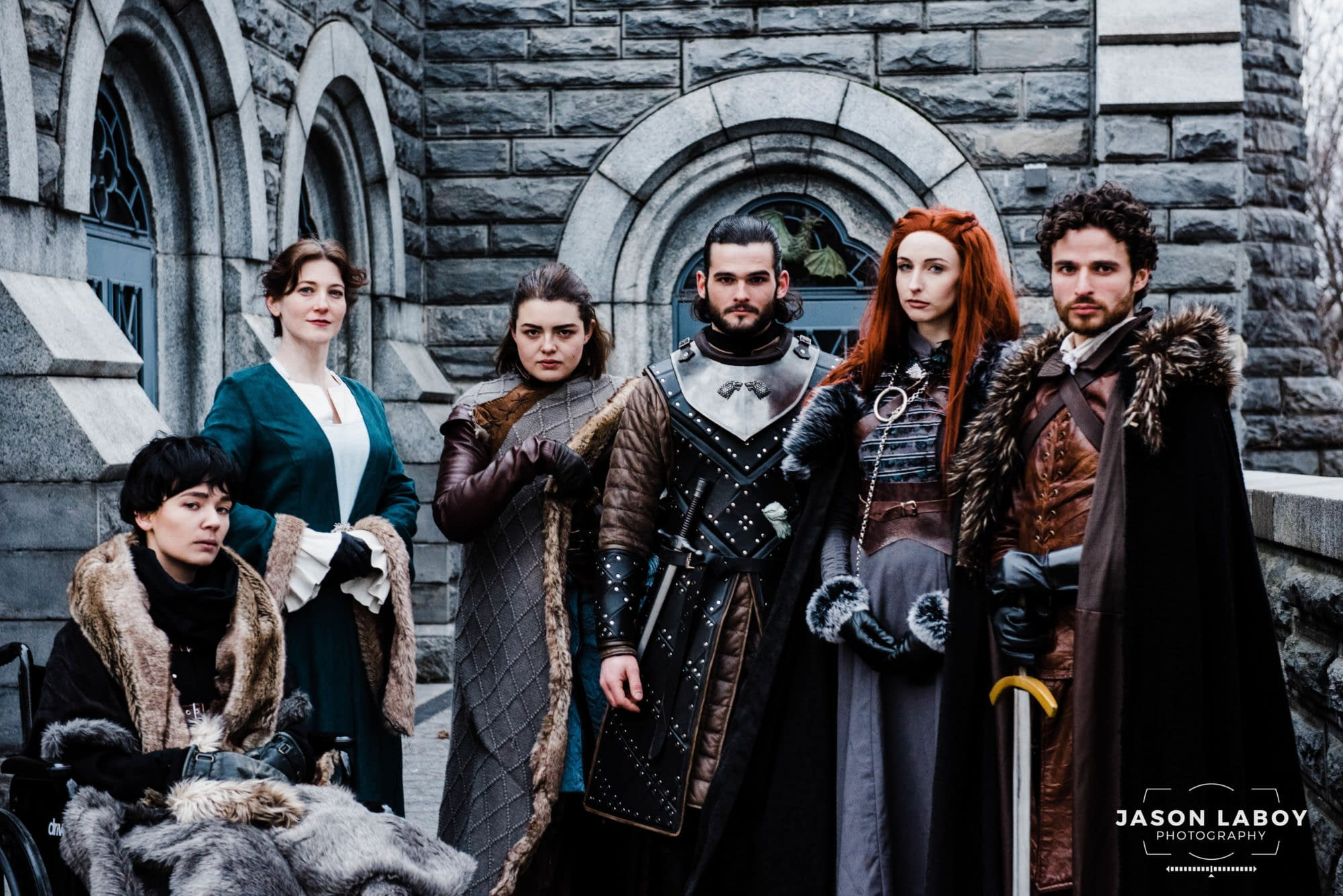 Check Out This Amazing NYC Game of Thrones Cosplay Shoot!