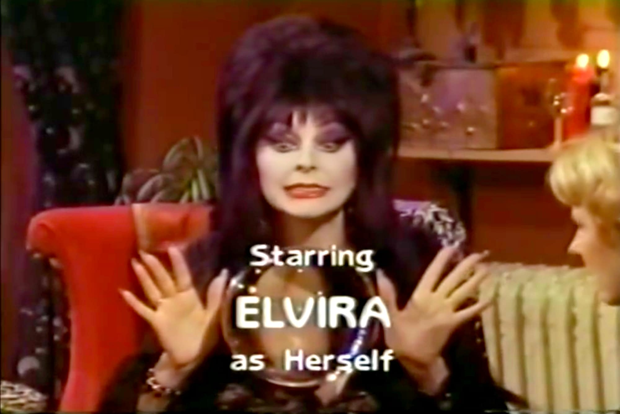 Elvira, Mistress Of The Dark, Teams Up With Dynamite For Comics And Merchandise Bonanza