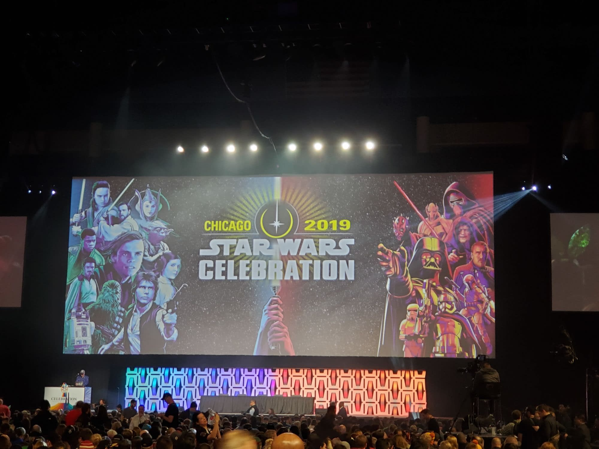 [Star Wars Celebration 2019] The Mandalorian Live-Blog