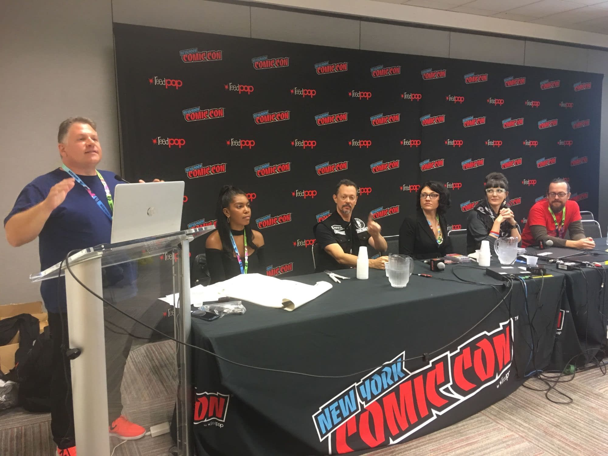 NYCC Panel Report: