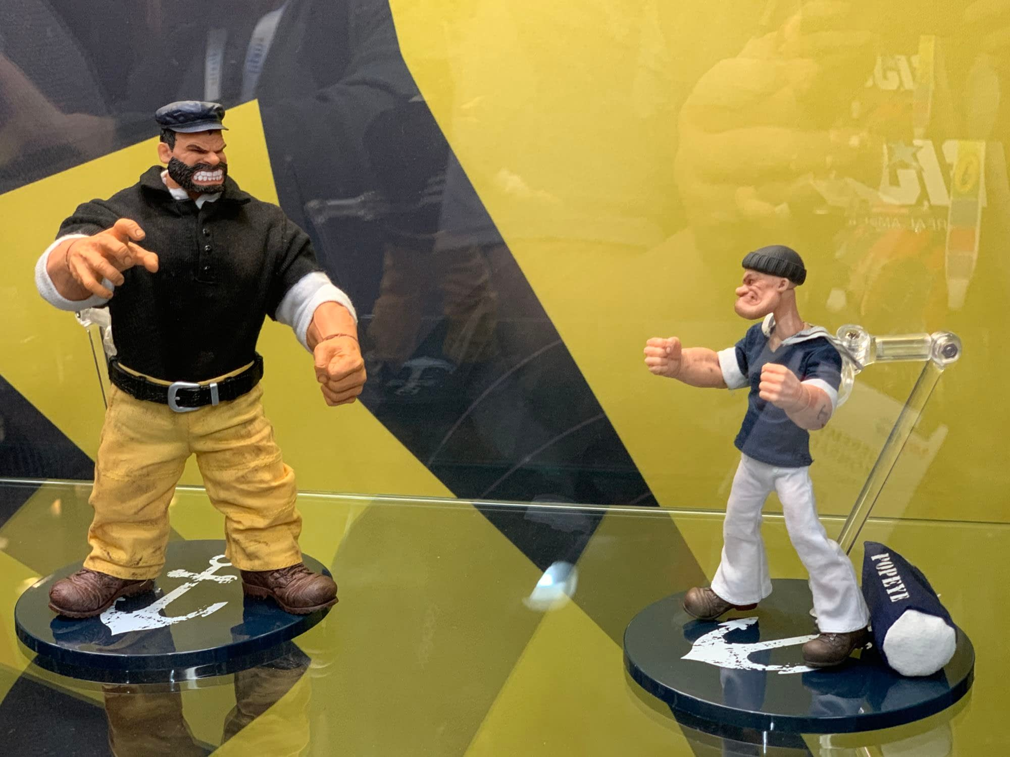 New York Toy Fair: 76 Photos From the Mezco Toyz Booth