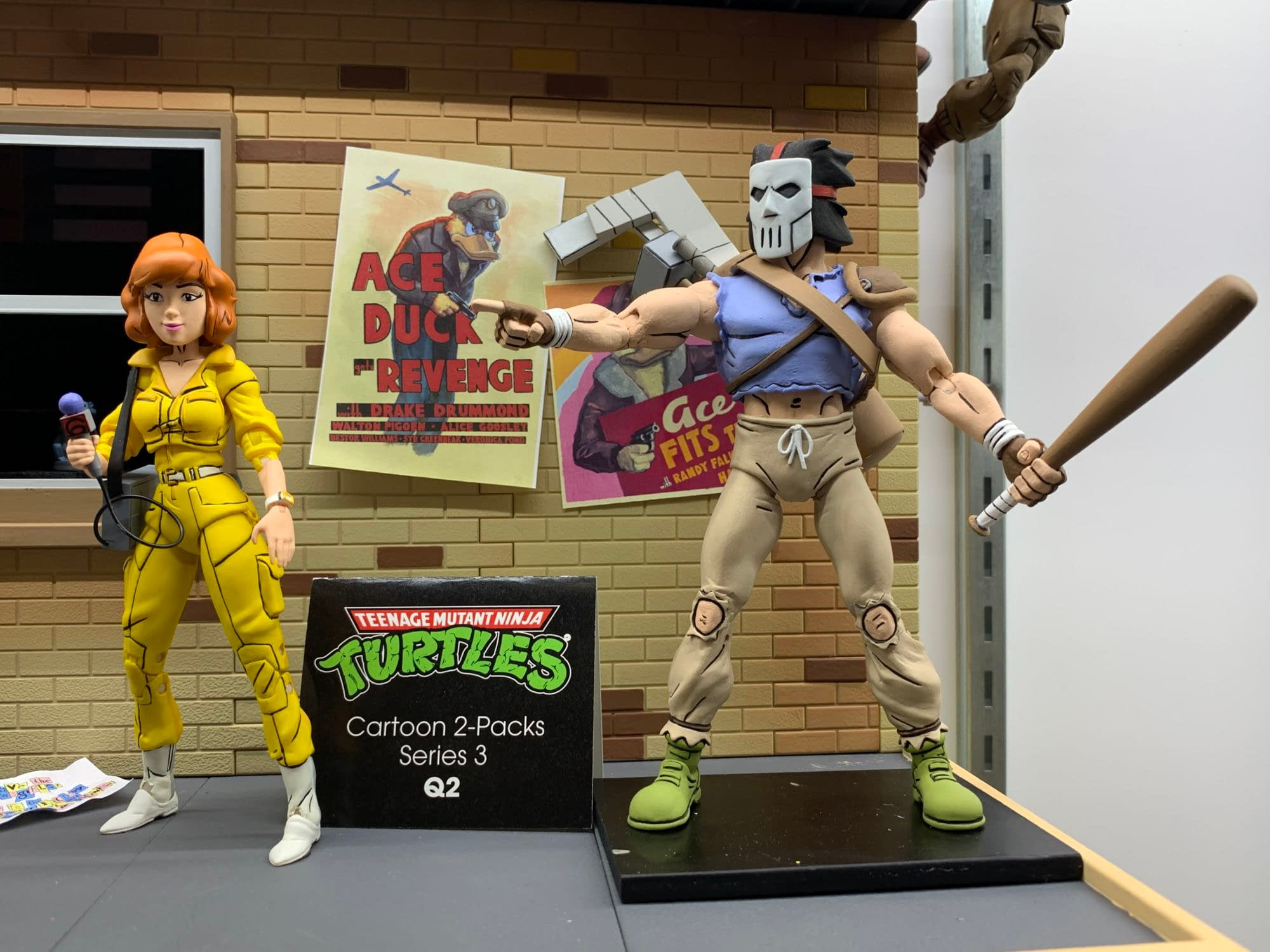 NECA New York Toy Fair 2020: TMNT and Horror Figures