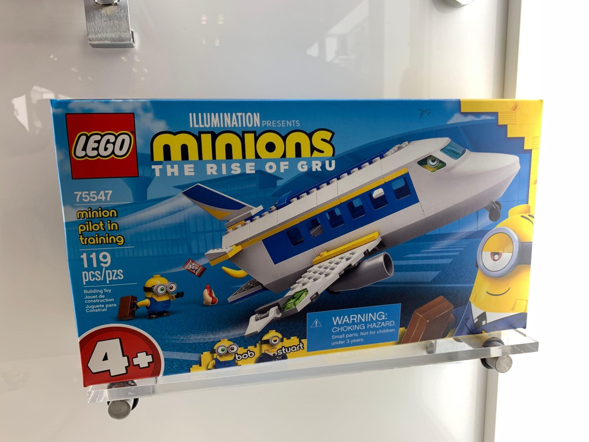 New York Toy Fair 55 Photos From The Lego Booth