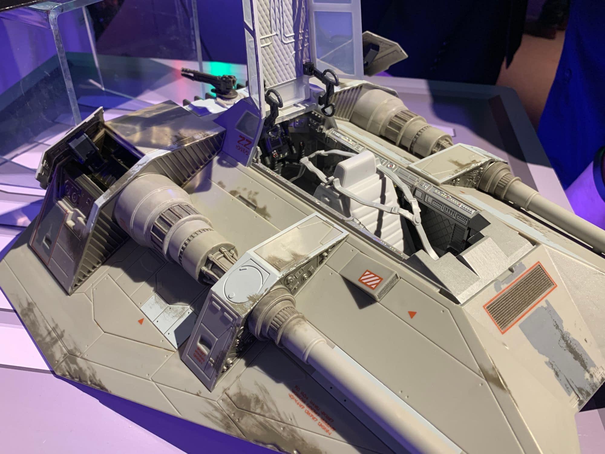 Hasbro New York Toy Fair 2020 - 37 Photos of Star Wars
