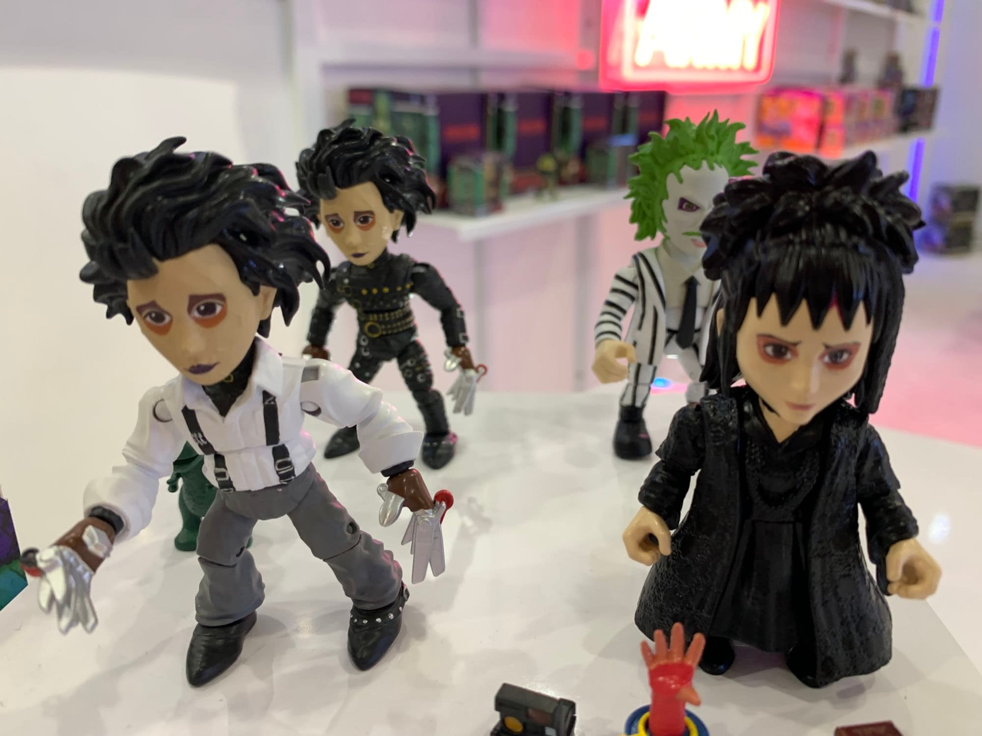 New York Toy Fair: 32 Photos from Loyal Subjects Booth