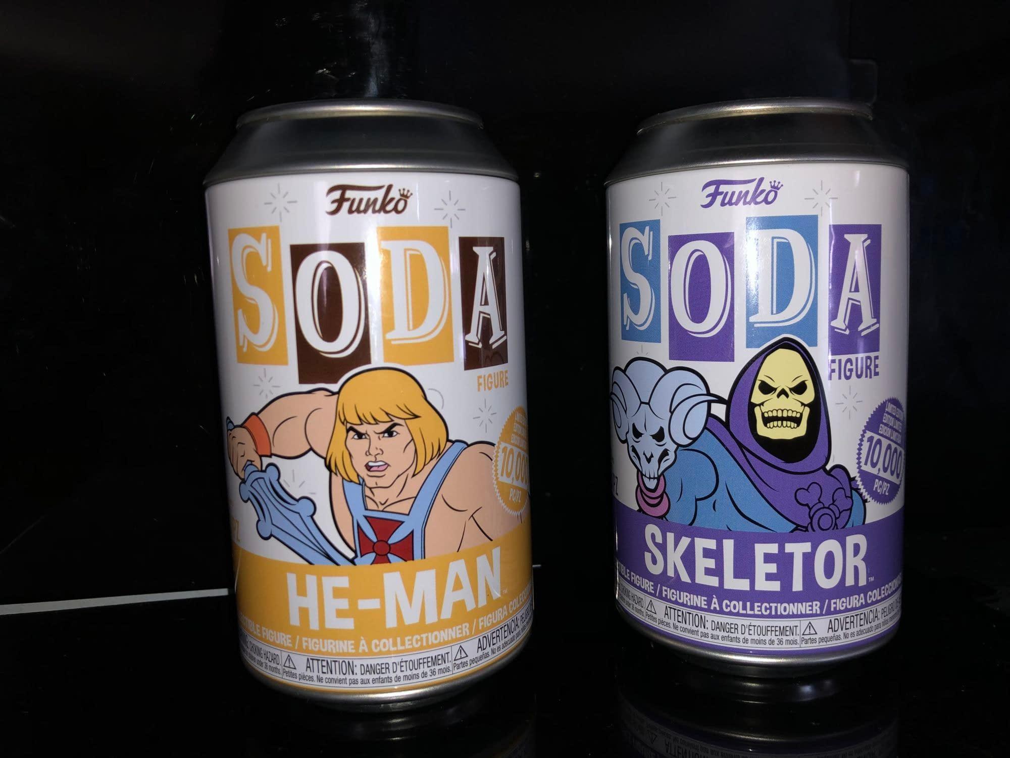 Funko Soda Masters of the Universe58