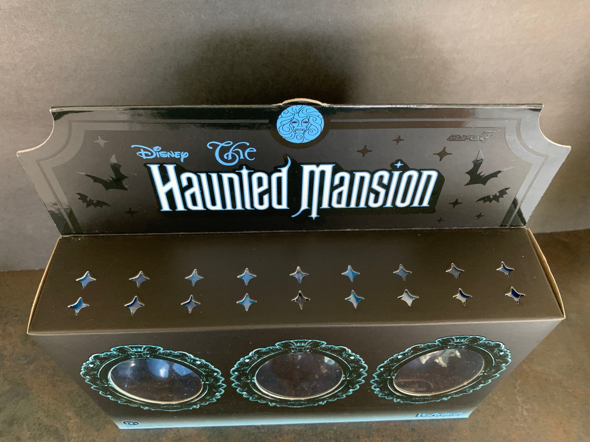 Foolish Mortals, Let's Check Out Super7's Haunted Mansion Figures