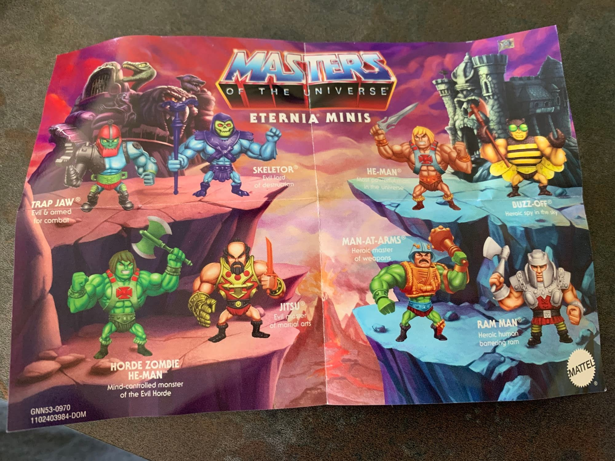 Masters Of The Universe Eternia Minis Are Great Little Figures