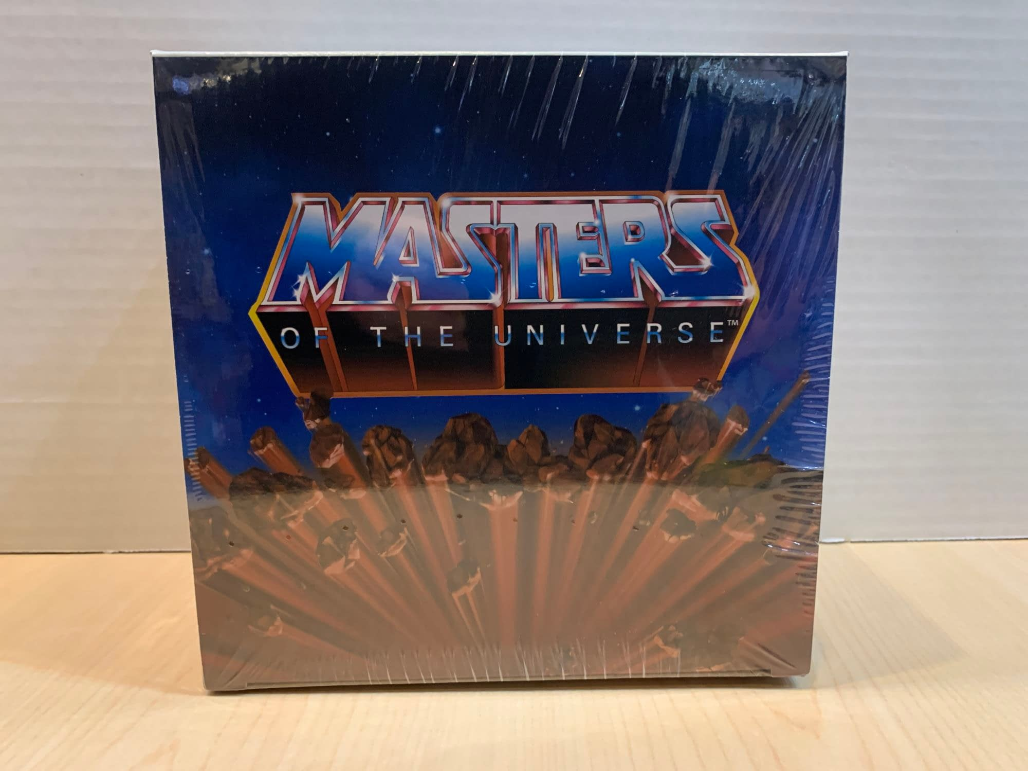 We Unbox The Funko Masters Of The Universe Gamestop Mystery Box