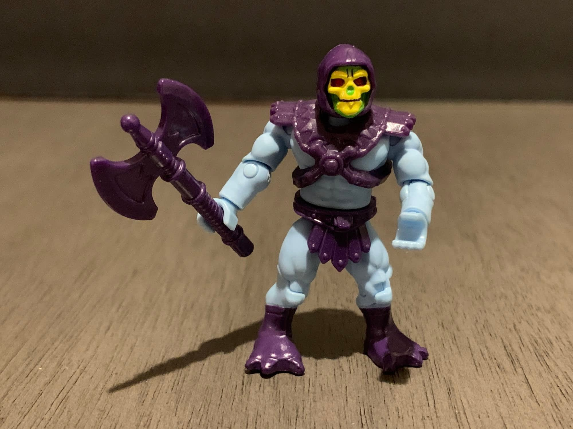 Let's Take A Look At The MOTU MegaBlox Skeletor & Panthor Set