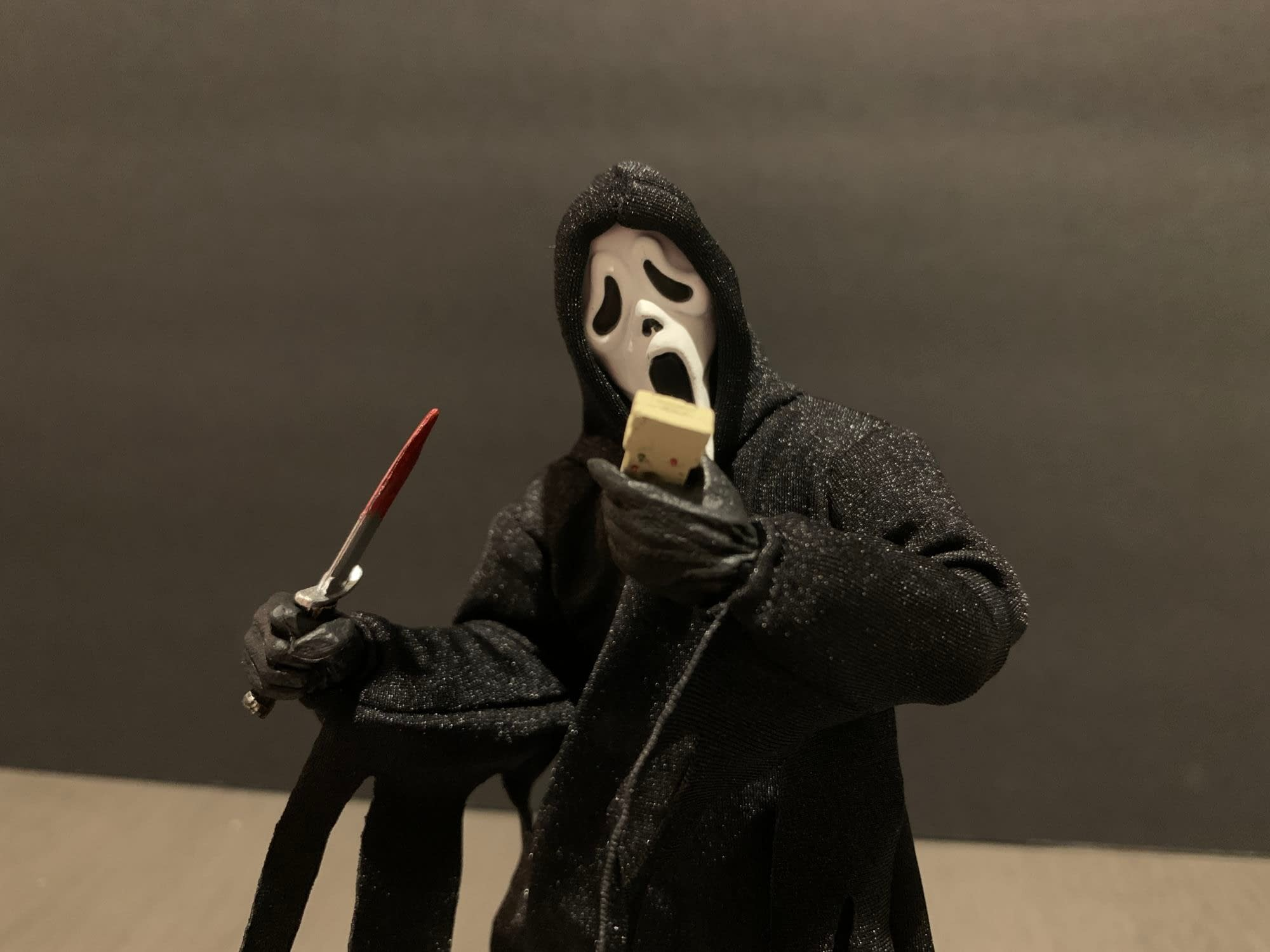 NECA's New Ghost Face Ultimate Figure Is A Scream Fans Dream