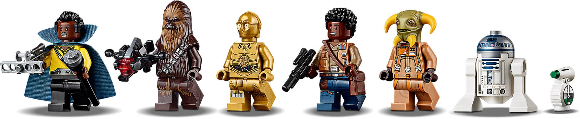 Star Wars Ships Get Their Lego Debut For Triple Force Friday